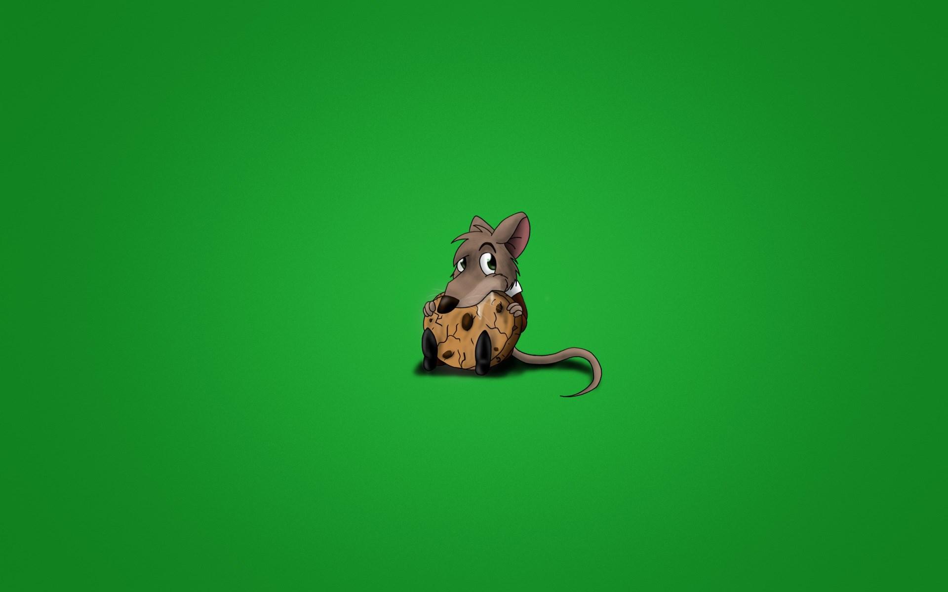 Rat Mouse Rodent Cookie Art Cartoon