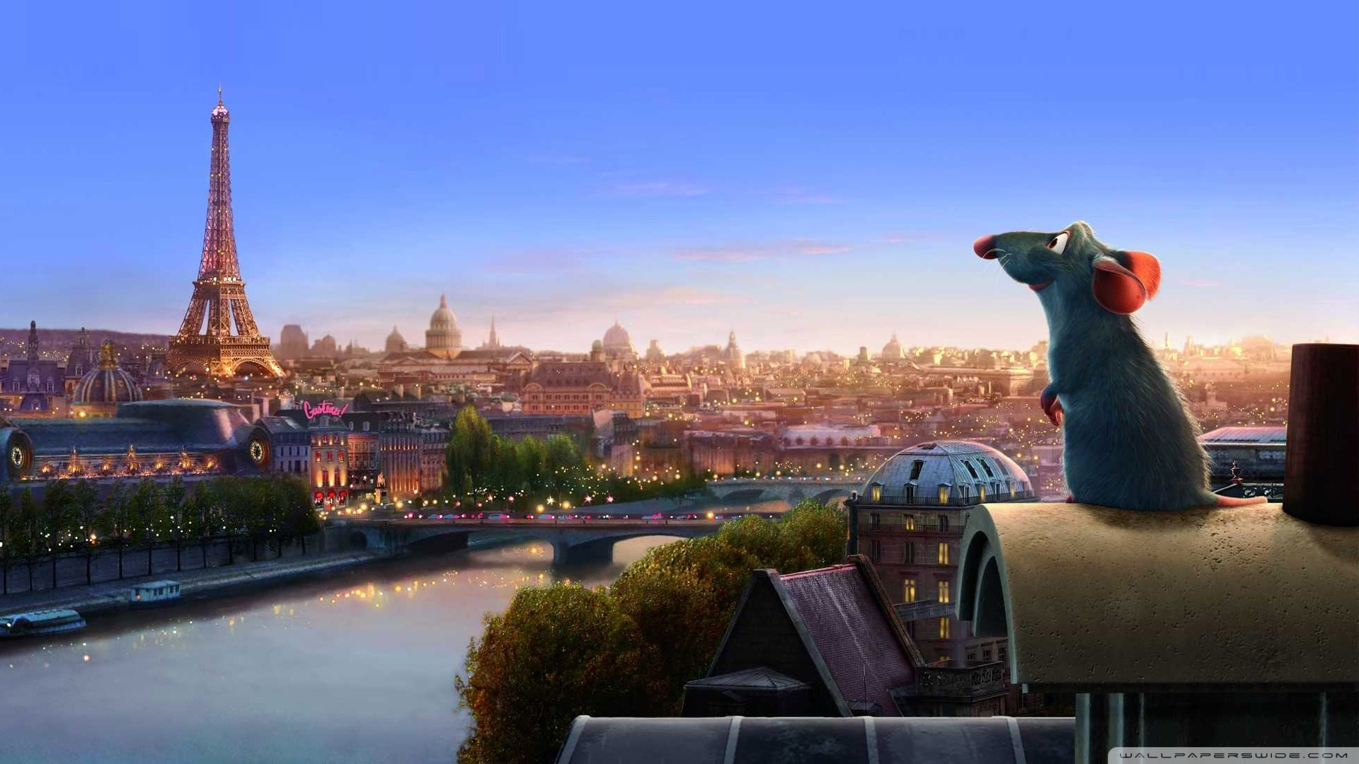 Ratatouille Pictures