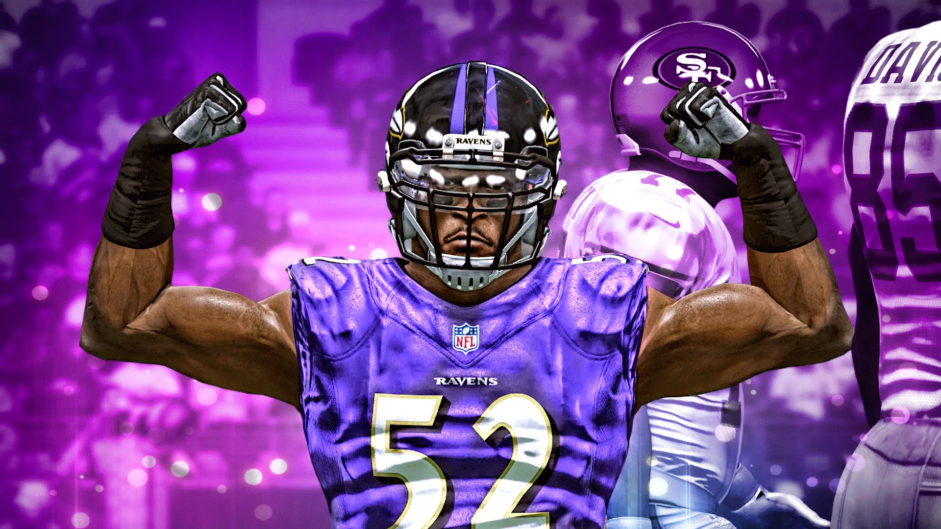 Madden 15 Connected Franchise | Ray Lewis Returns #1 | Preseason Game 1 (Early Gameplay)