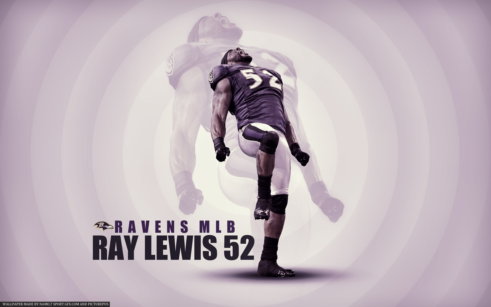 Ray Lewis wallpaper | 1680x1050 | #50510