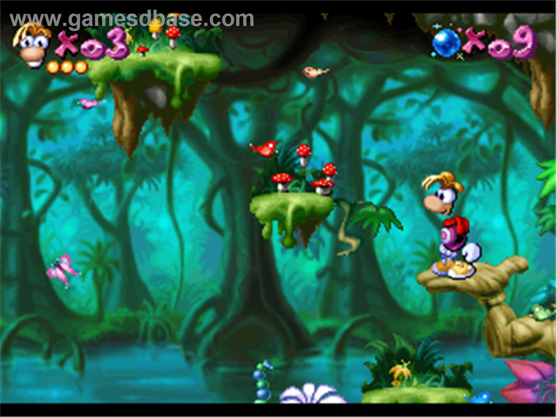 Rayman game