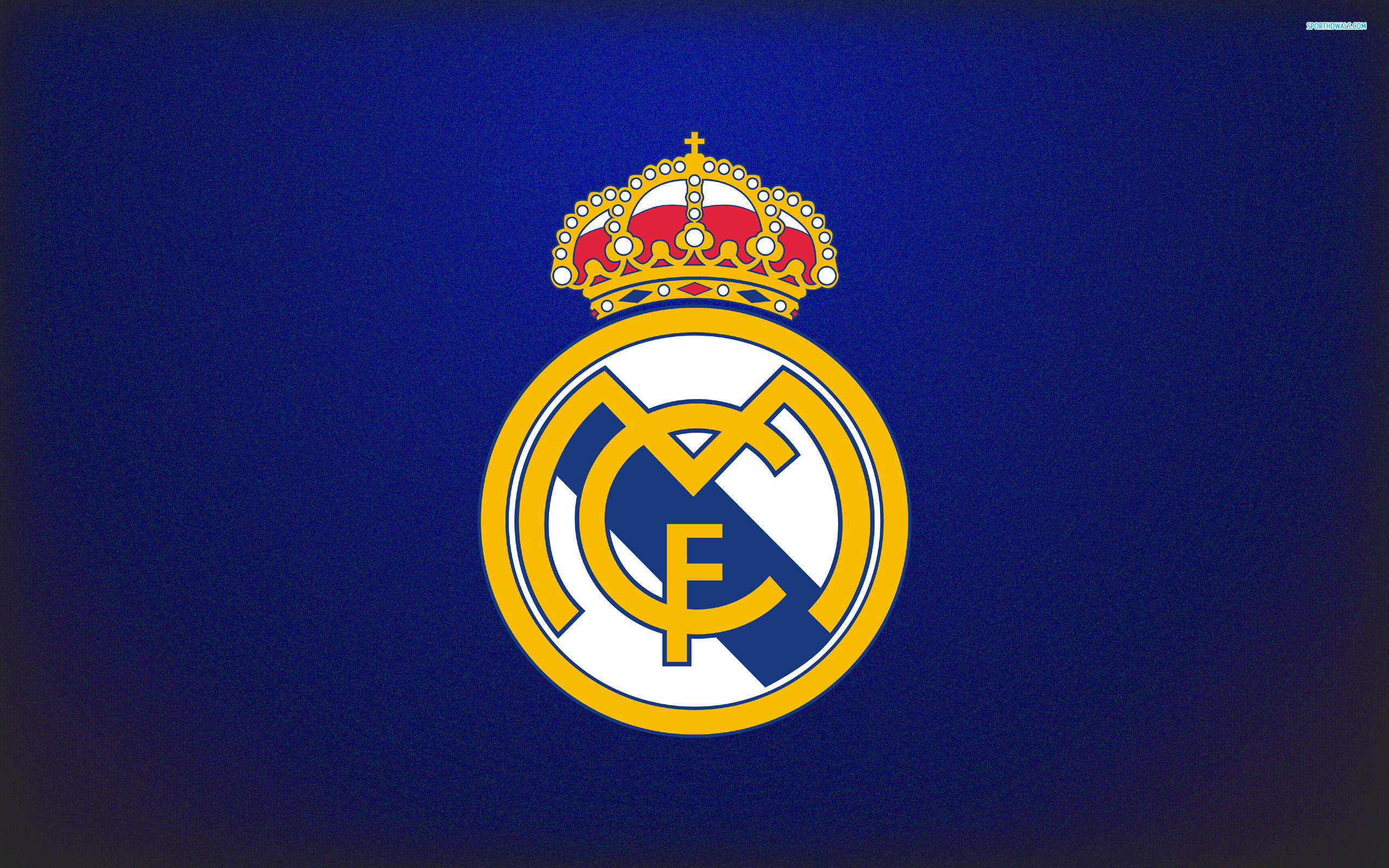 real madrid 3d logo image free wallpaper Wallpaper