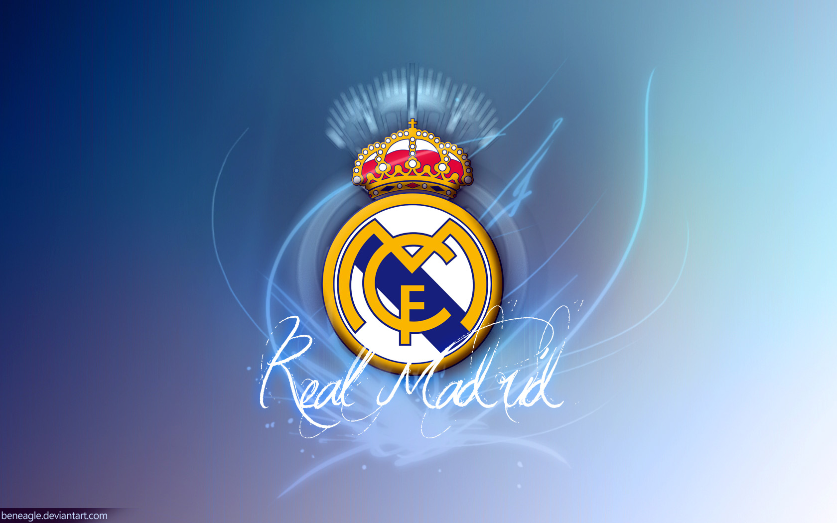 Real Madrid Logo Wallpaper 2014 Hd (2)