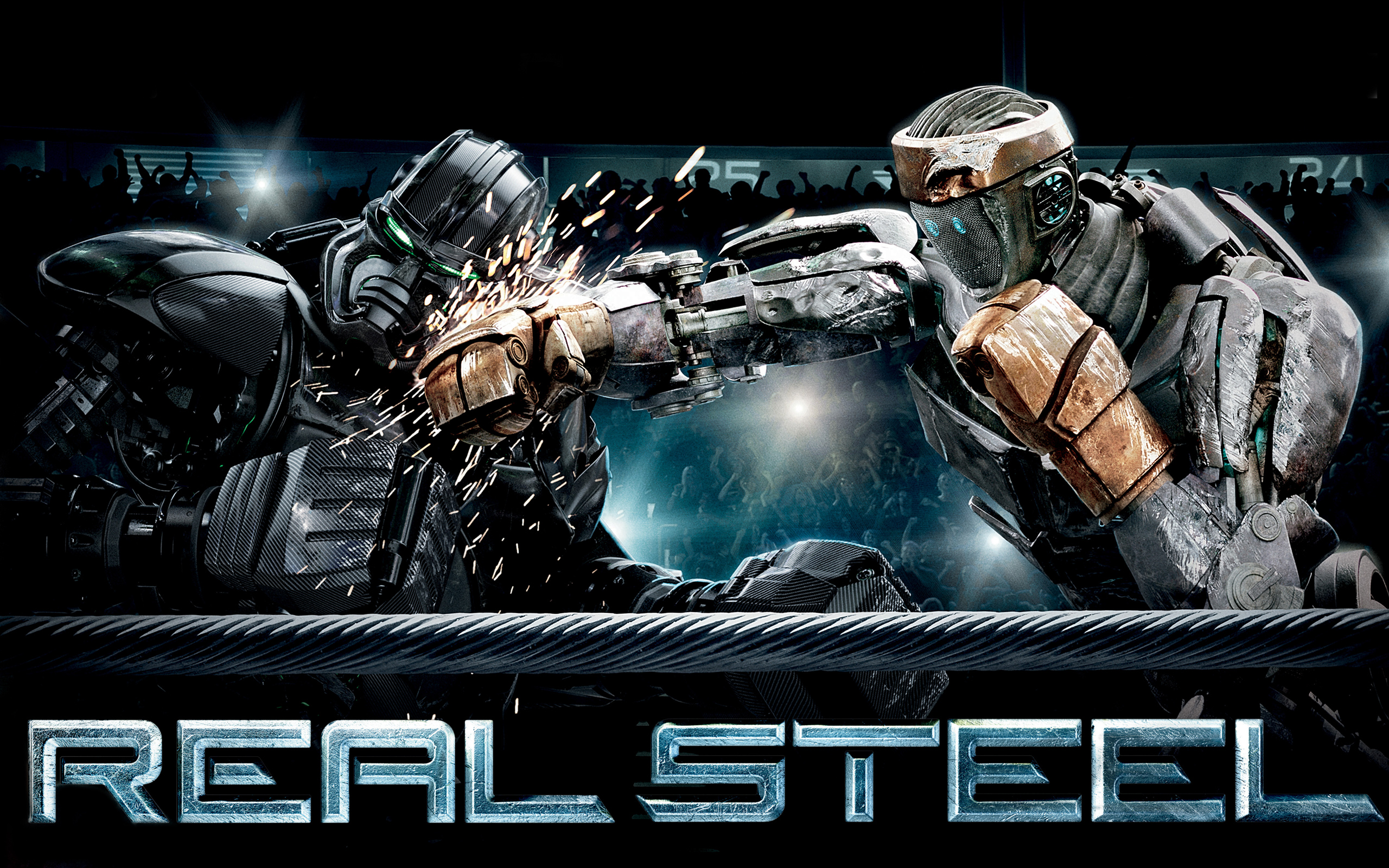 Real Steel Pictures