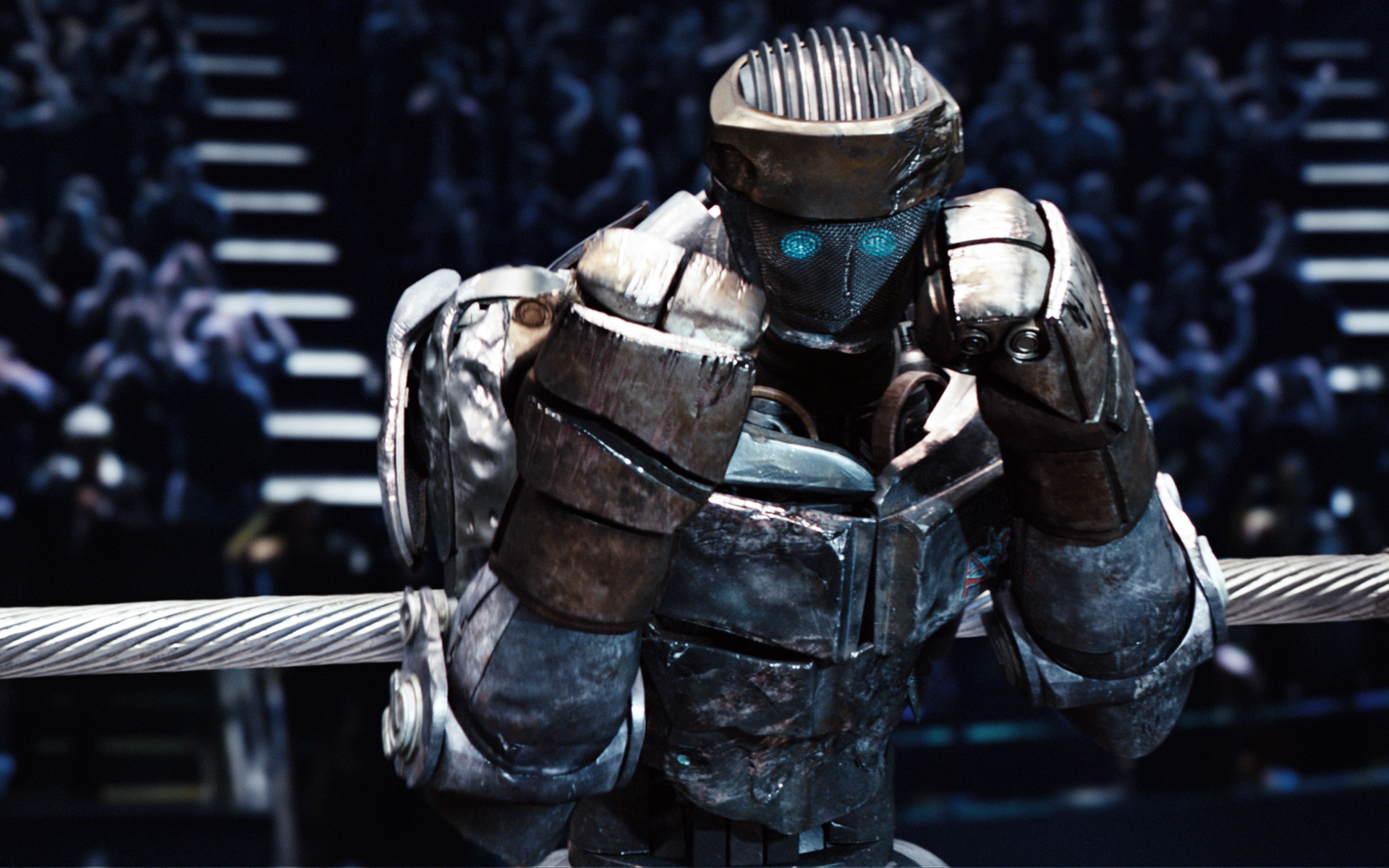 HD Wallpaper | Background ID:485357. 1920x1200 Movie Real Steel