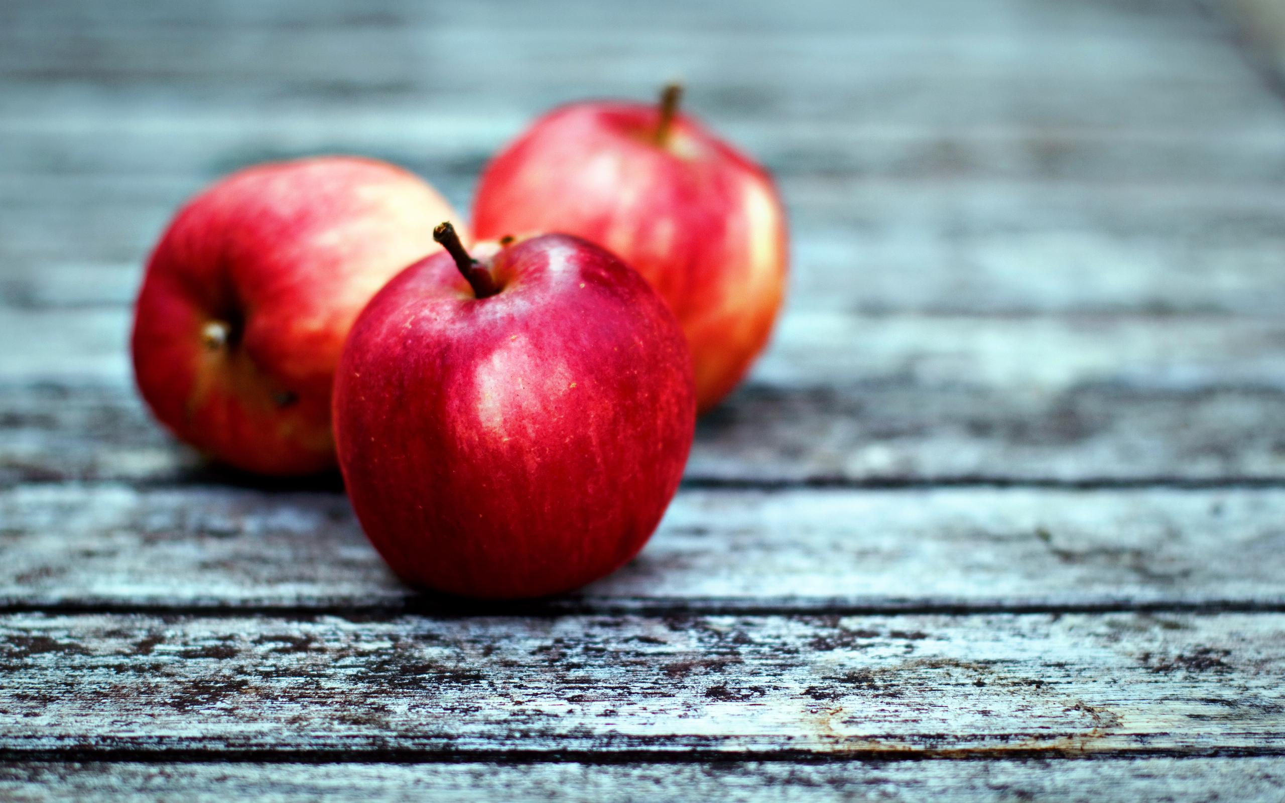 Red Apple Wallpaper HD