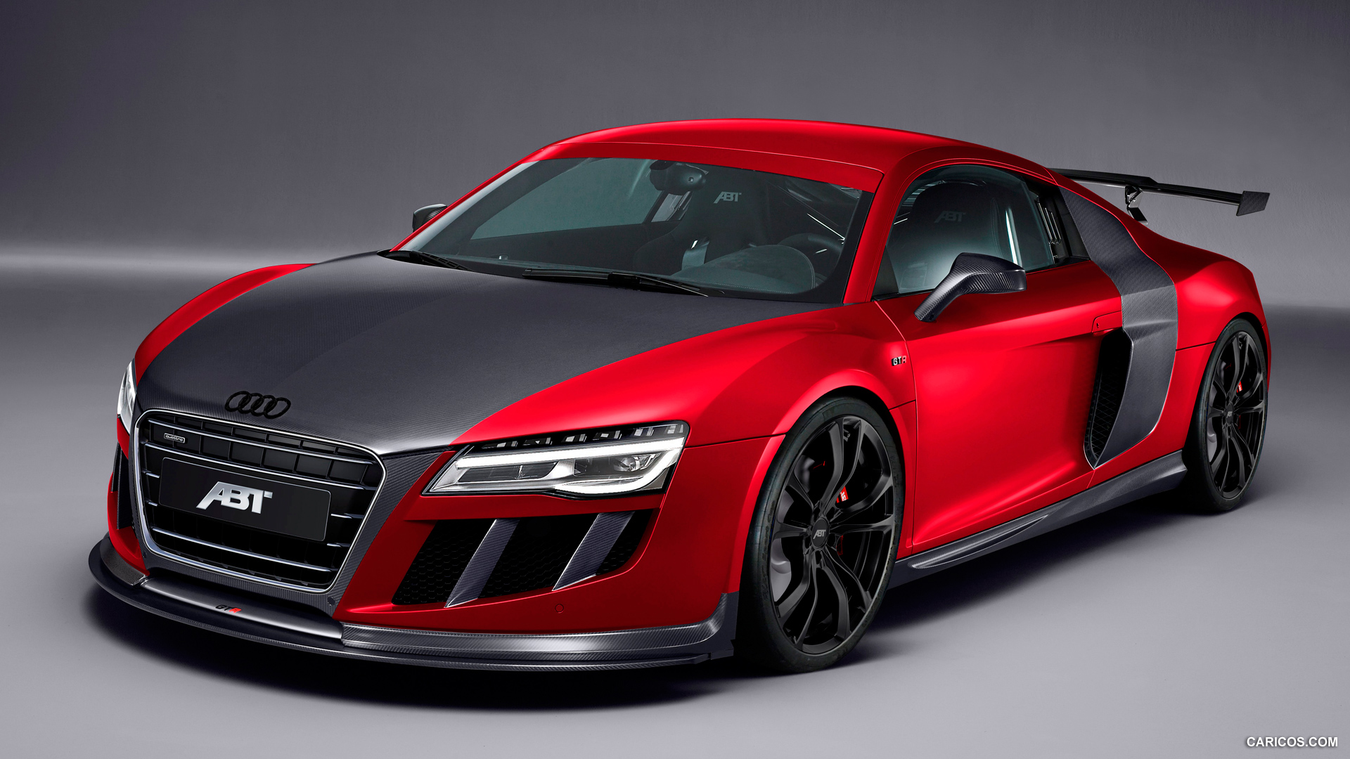 Red Audi R8 Wallpaper Hd Desktop 10 HD Wallpapers