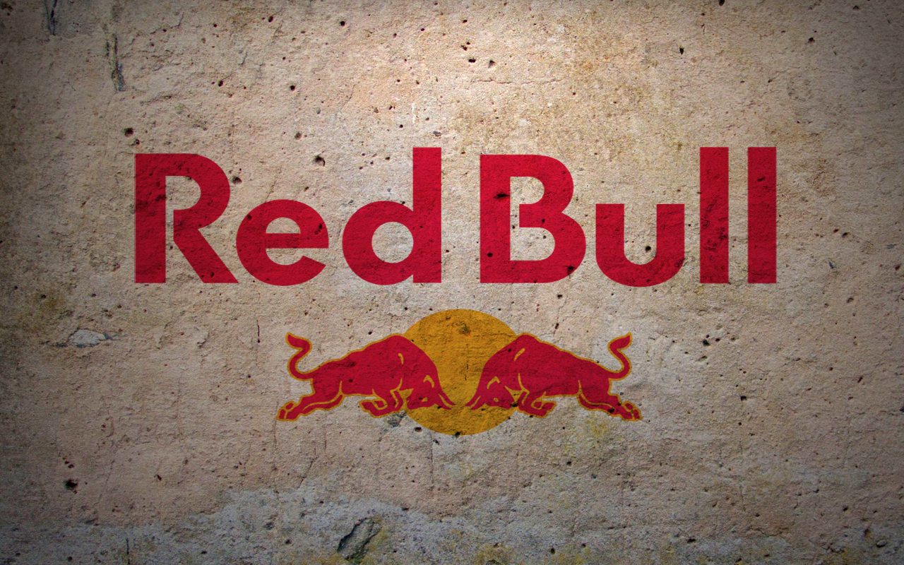 Red Bull Logo Wallpaper