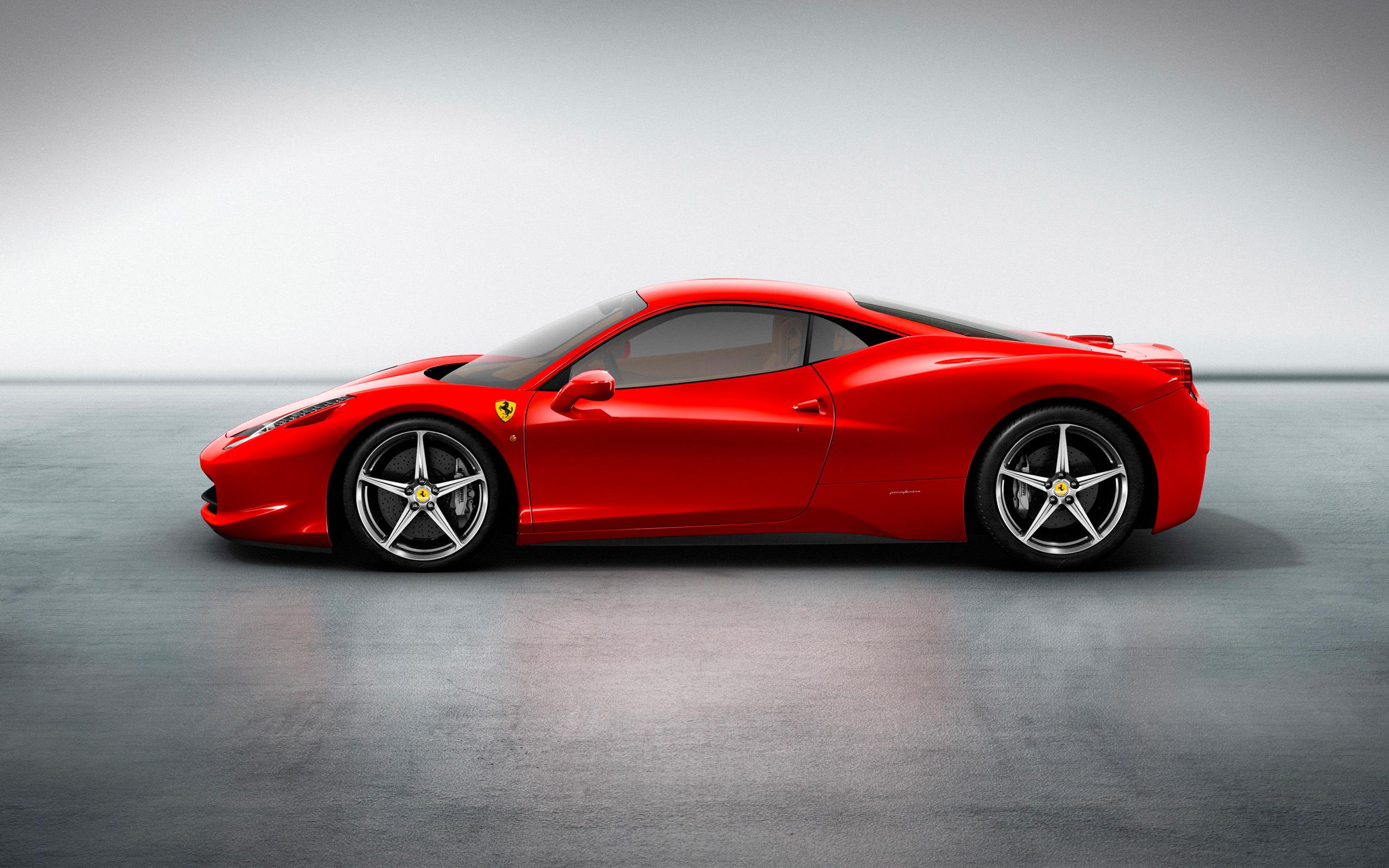 Ferrari 458 Italia Red