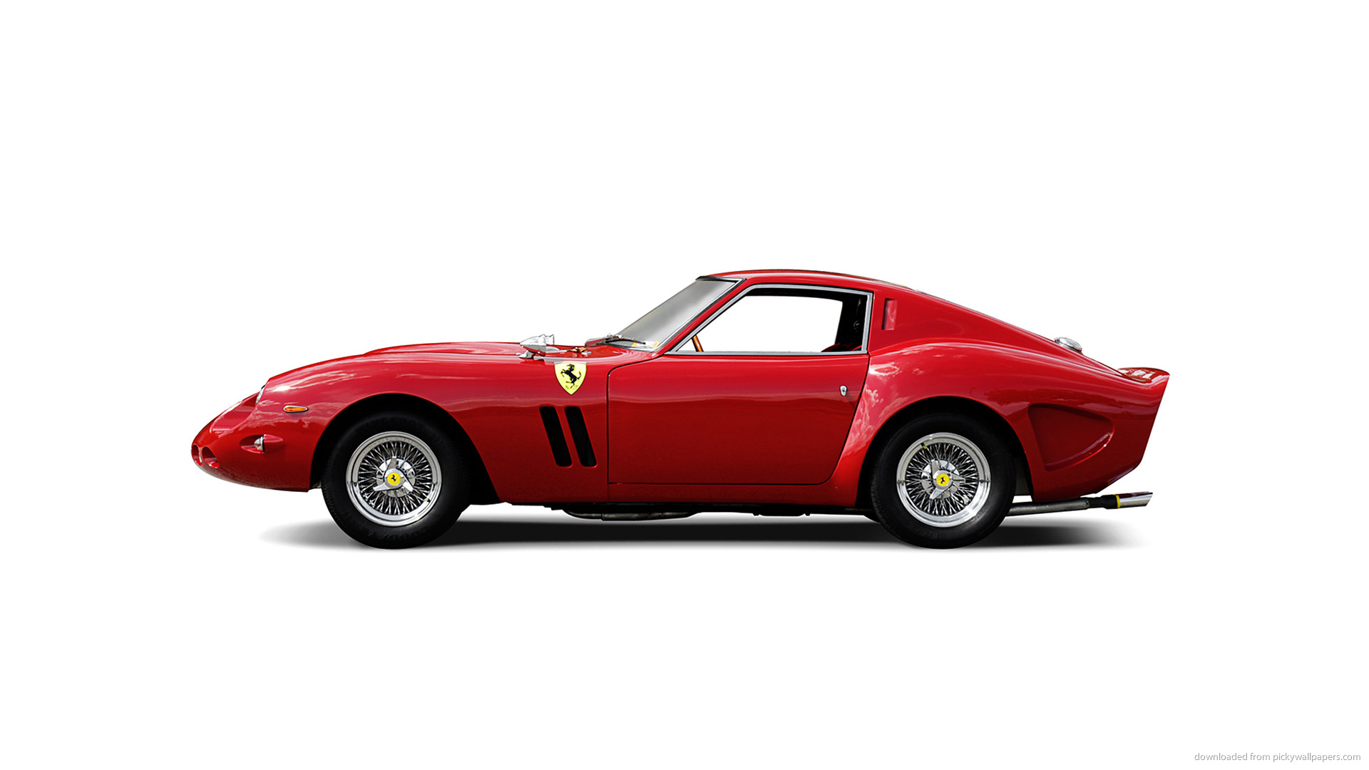 ... Red Ferrari 250 for 1920x1080