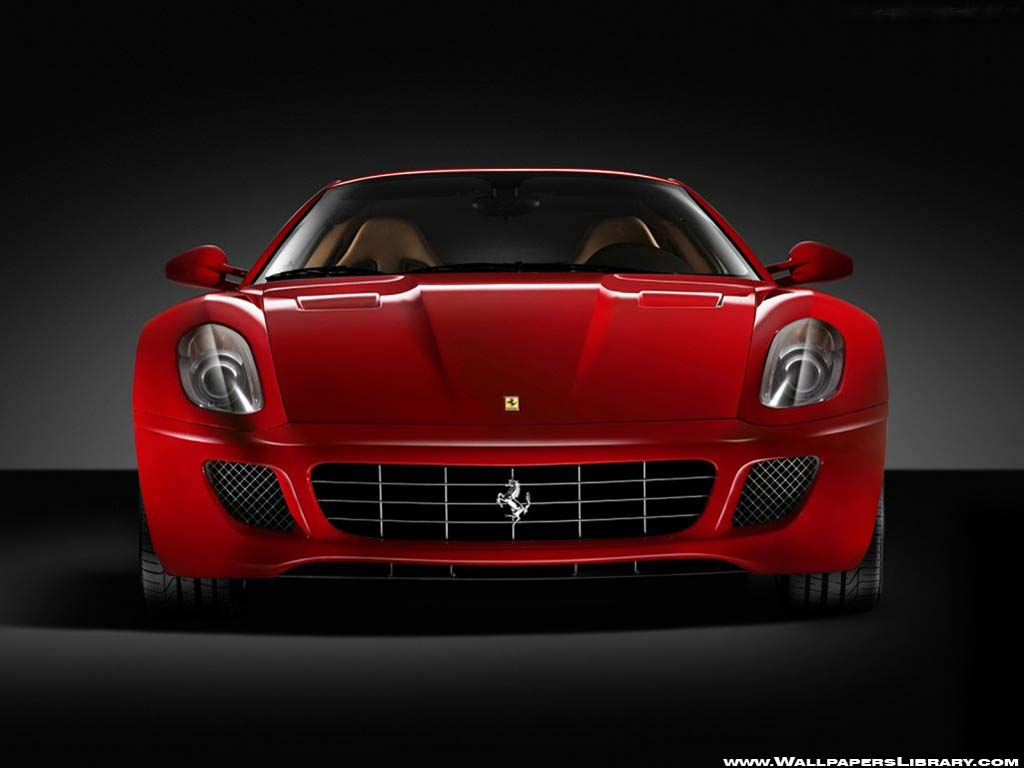super red ferrari wallpapers