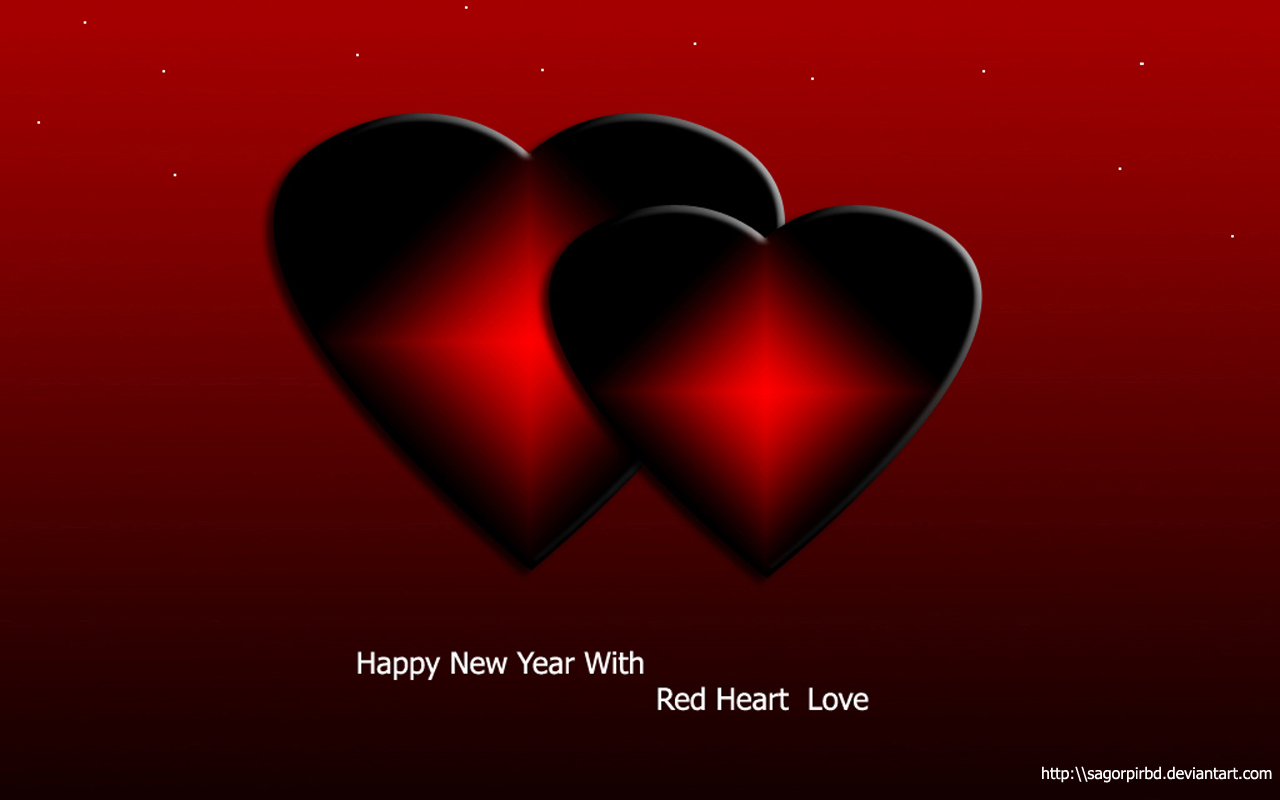 Red Heart Love