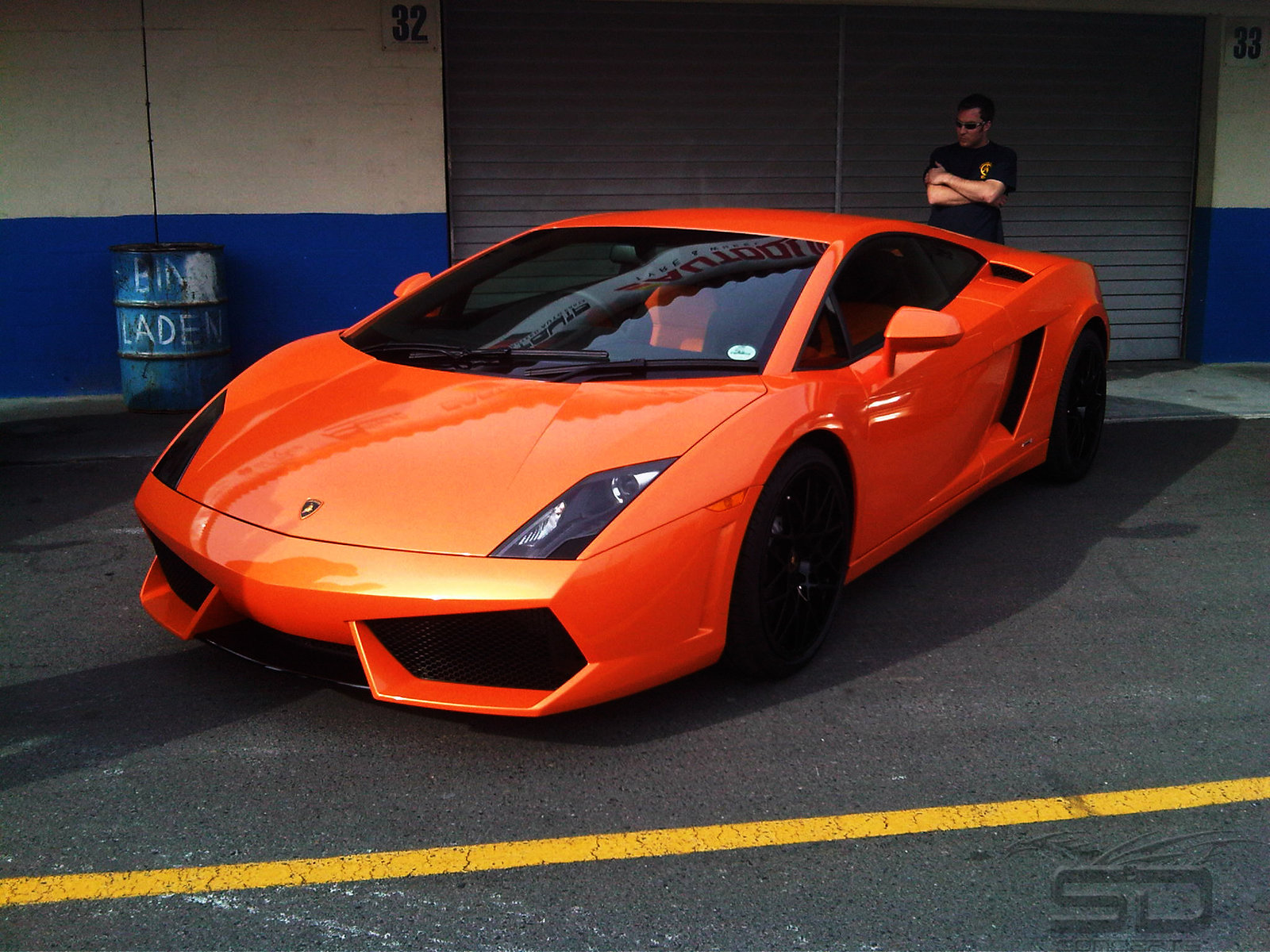 ... Lamborghini Gallardo LP560-4 by matkeevog