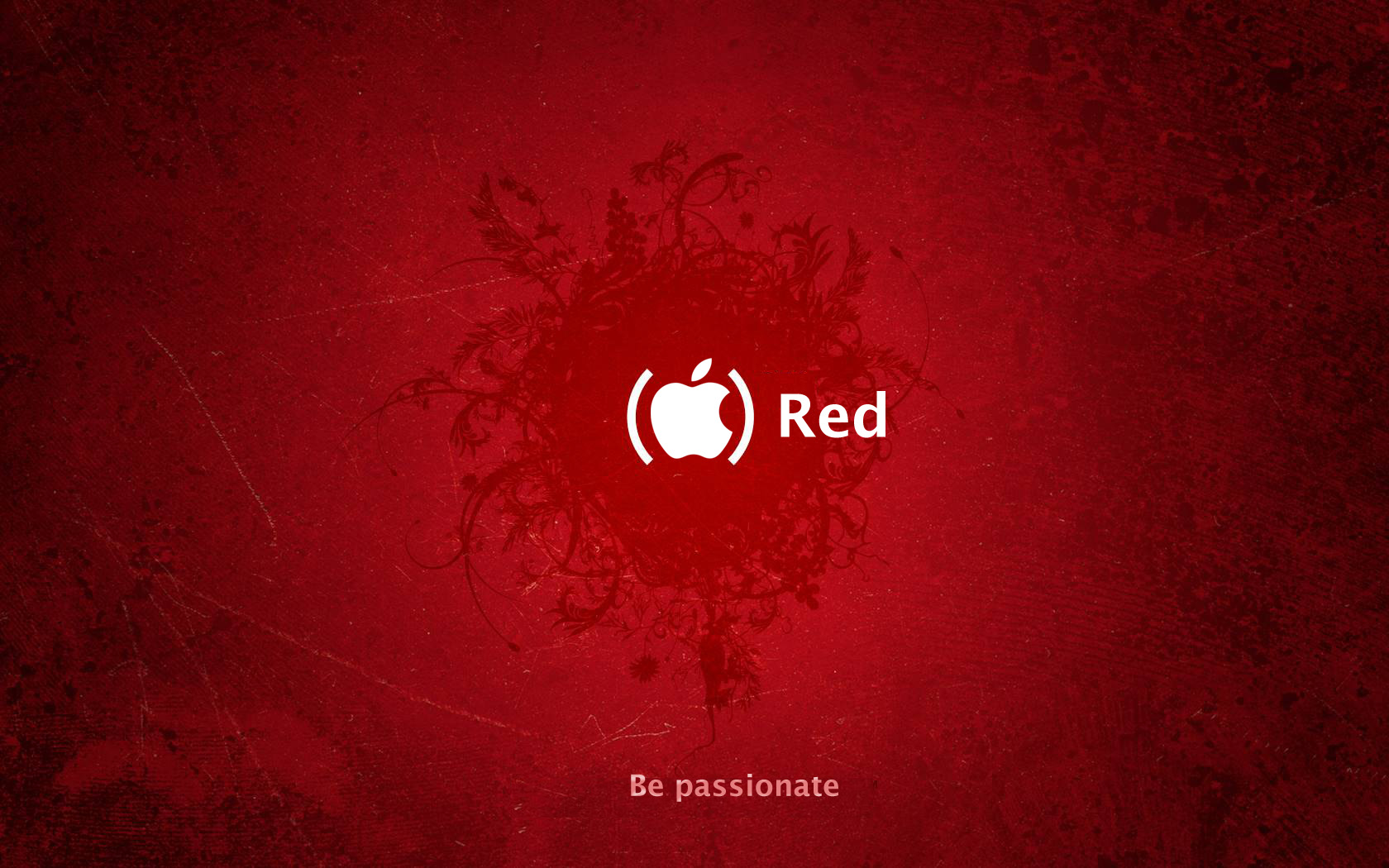 Red Mac Wallpaper