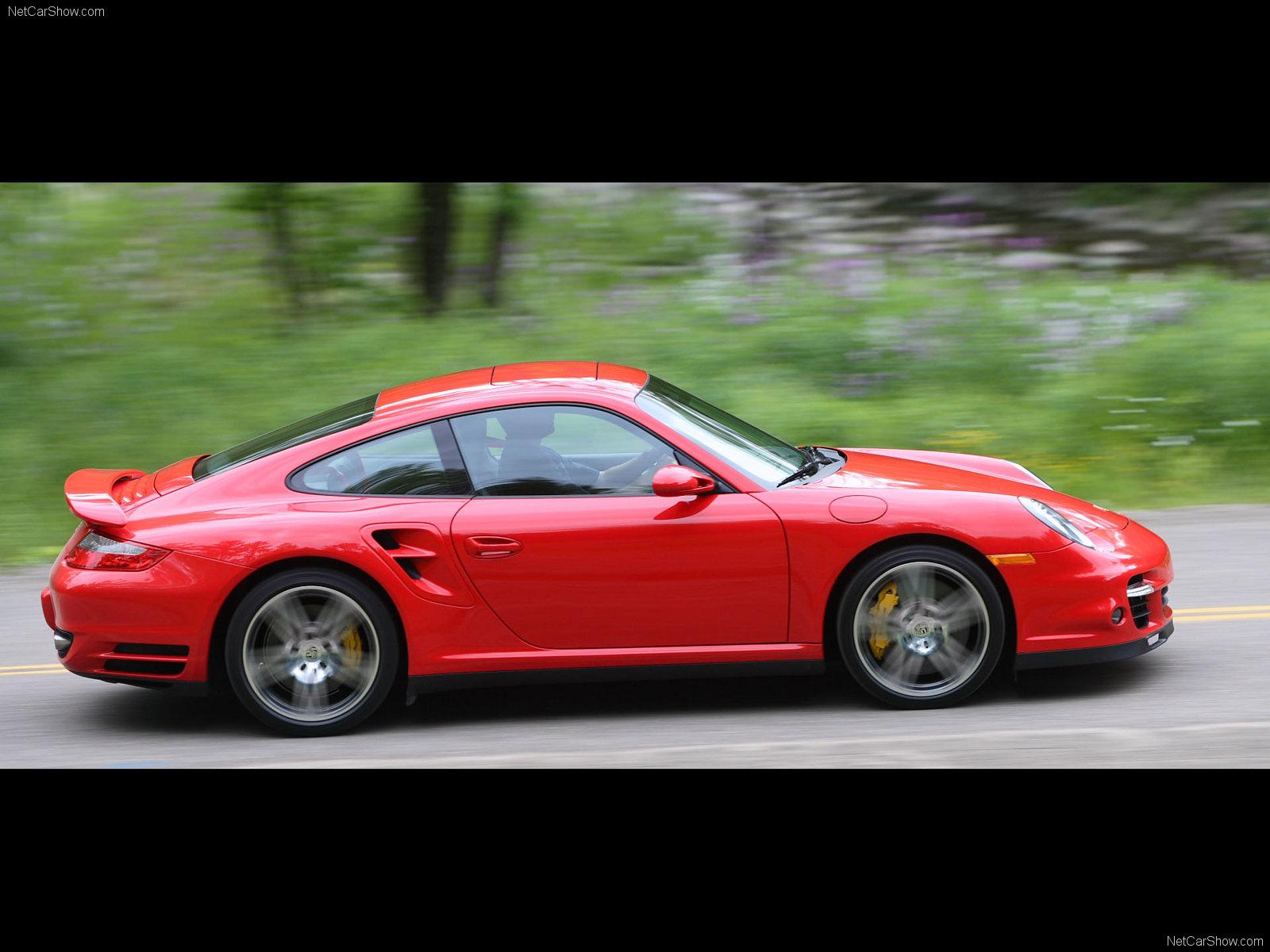 Porsche 911 red #6
