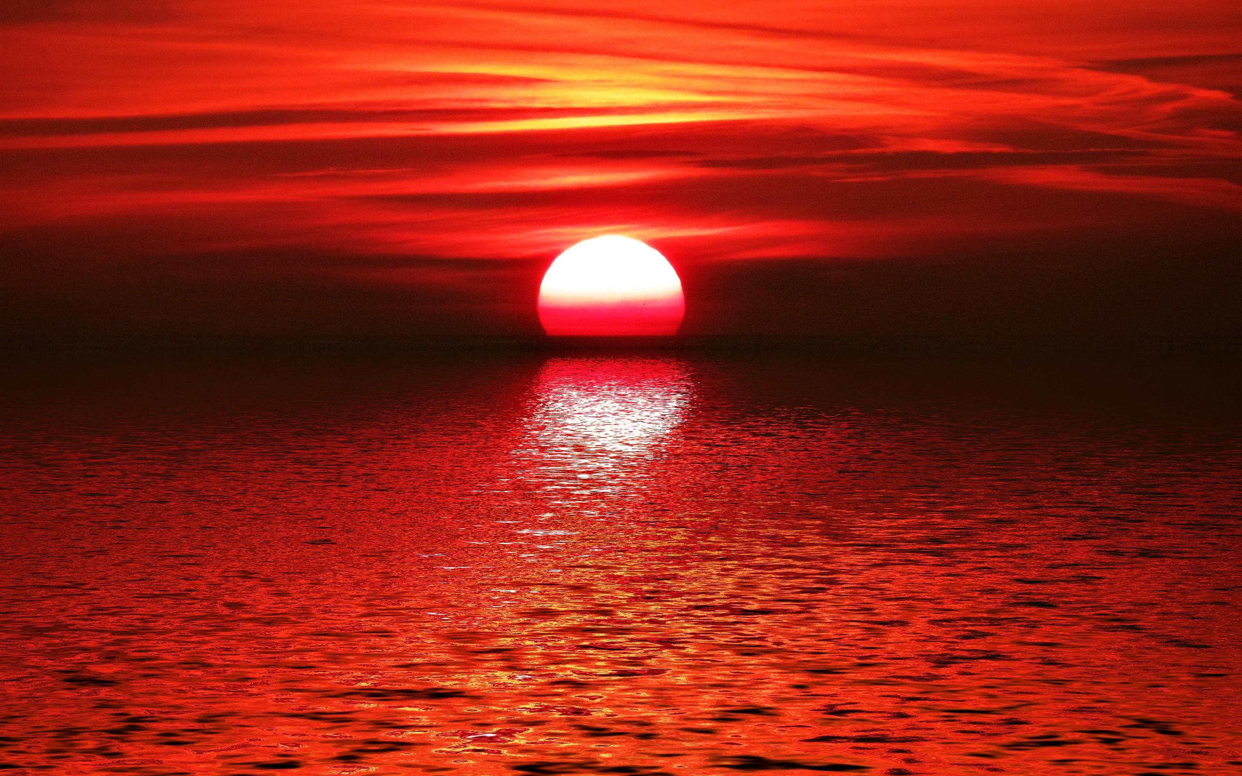 Hd Beautiful Red Sunset Wallpaper Cool Car Wallpapers