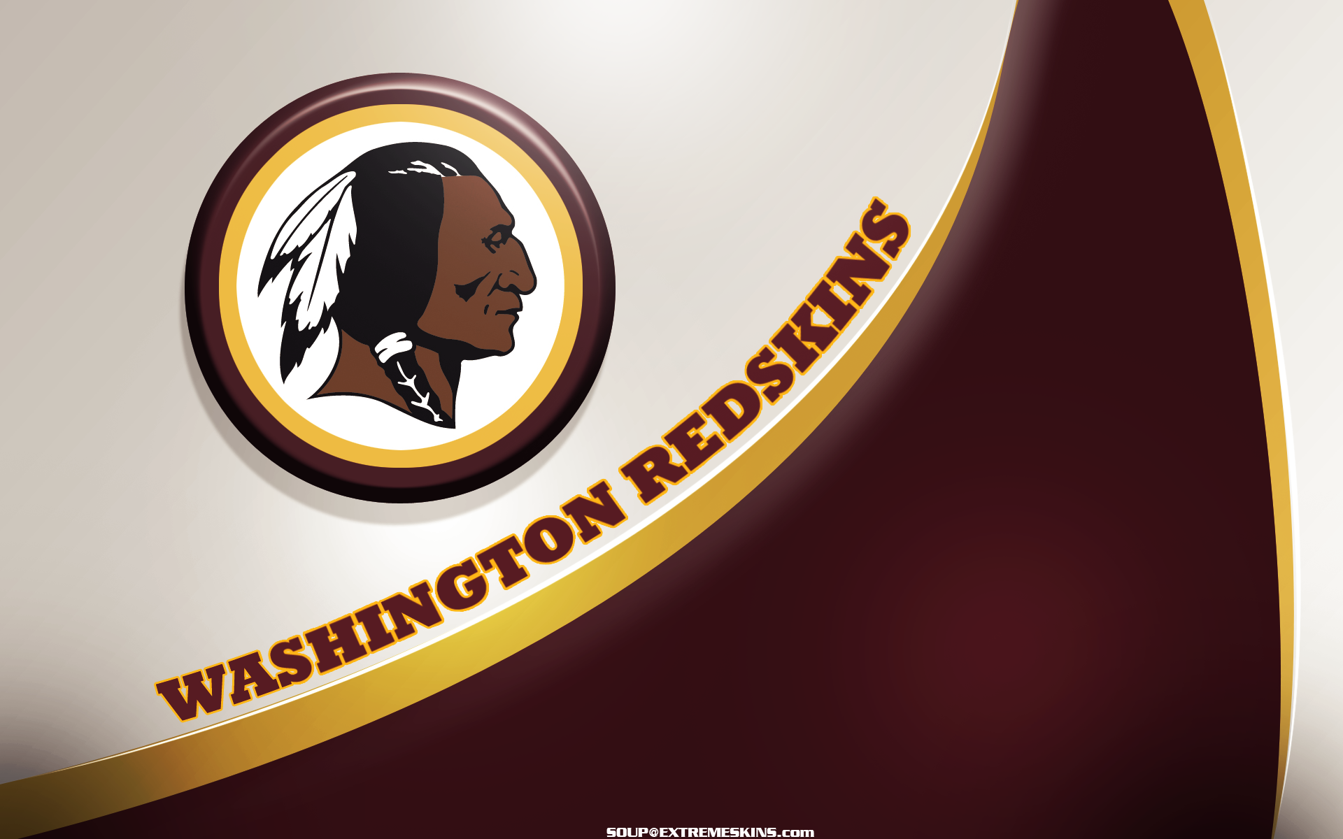 Redskins wallpaper 1920x1200 69541