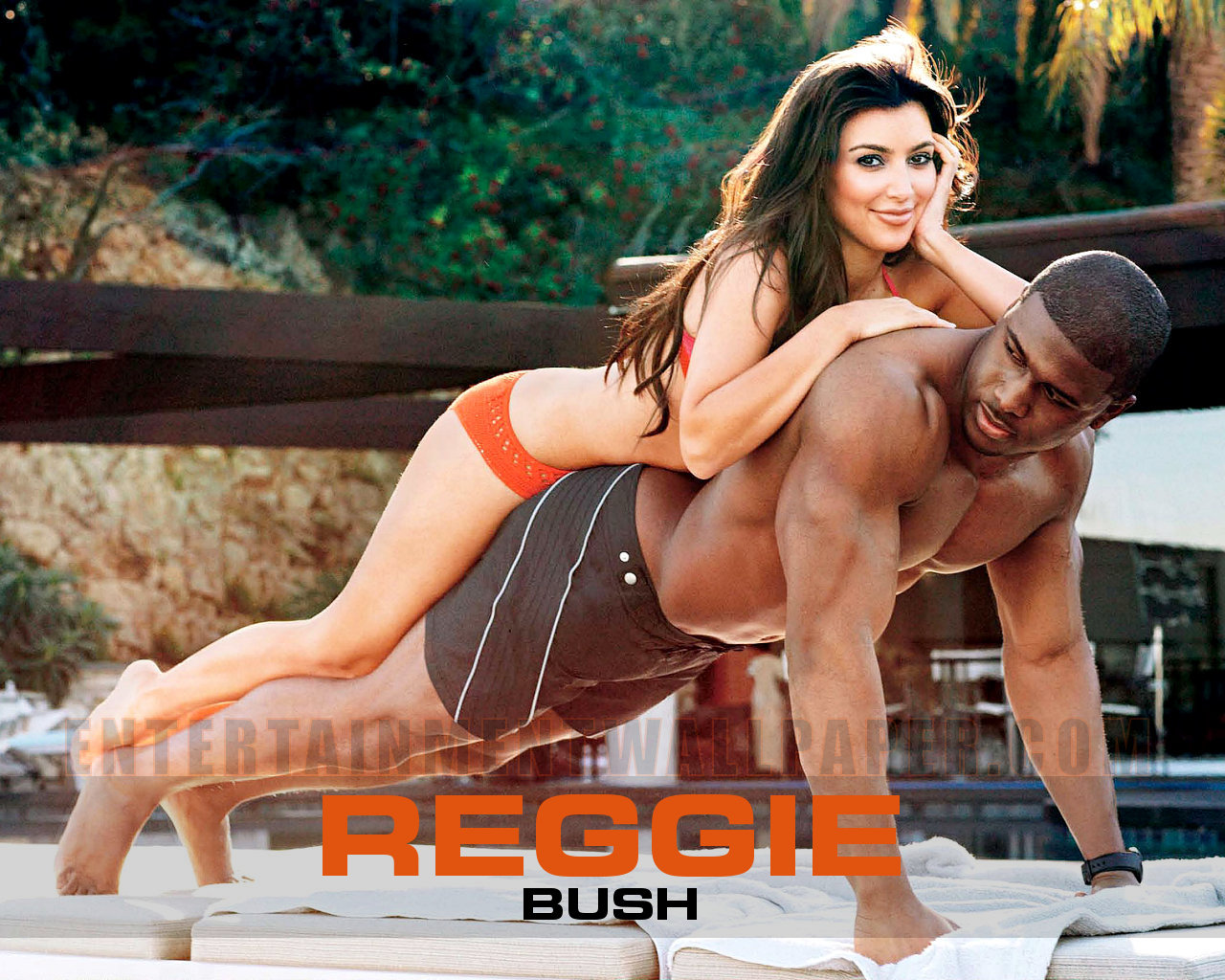 Reggie Bush Wallpaper - Original size, download now.