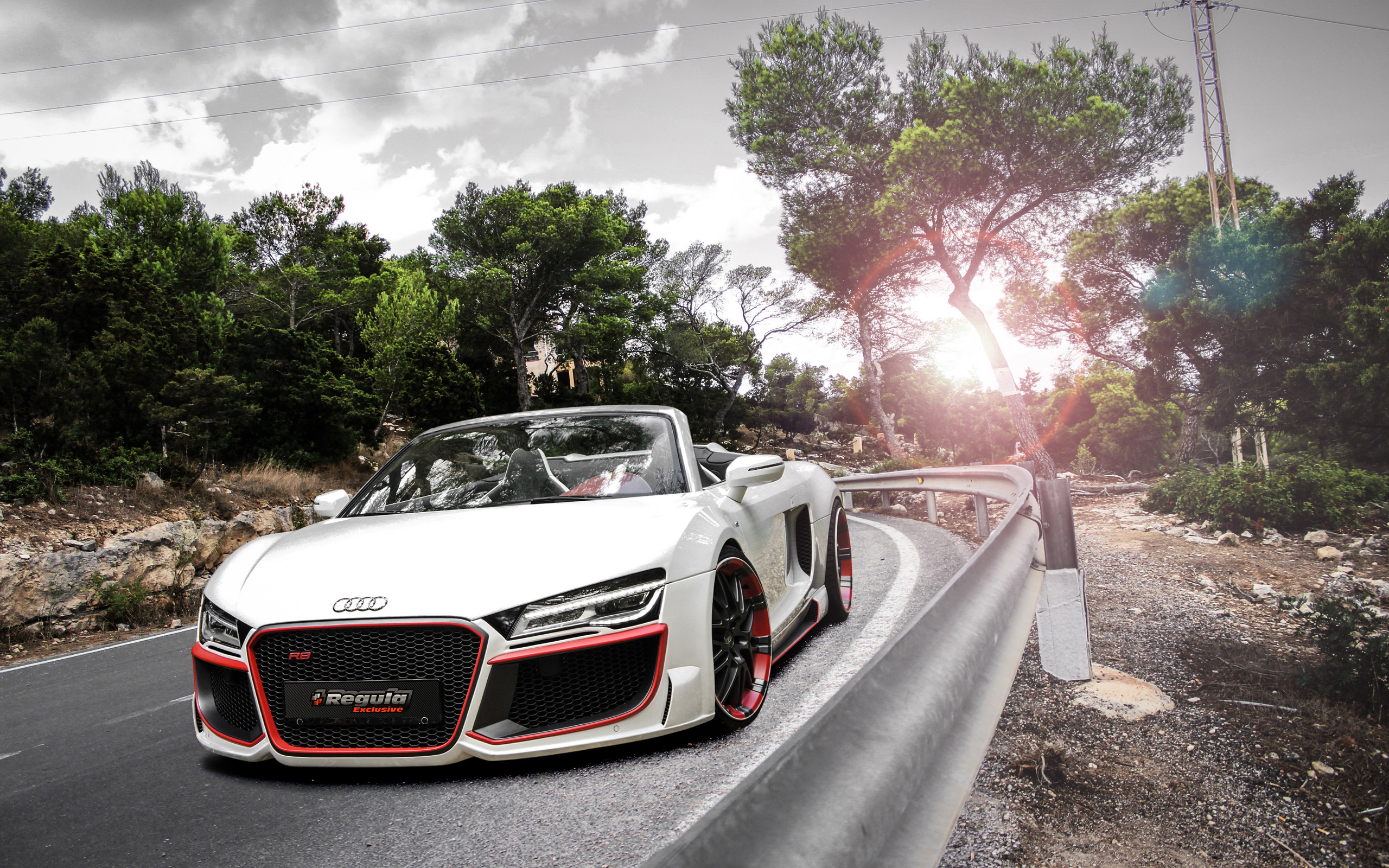 Regula Tuning Audi R8 Grandiose