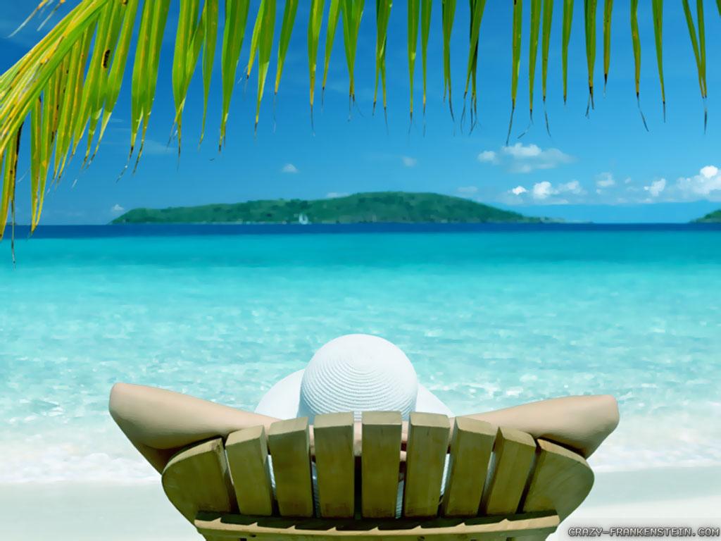 Relaxing Summer Screensavers