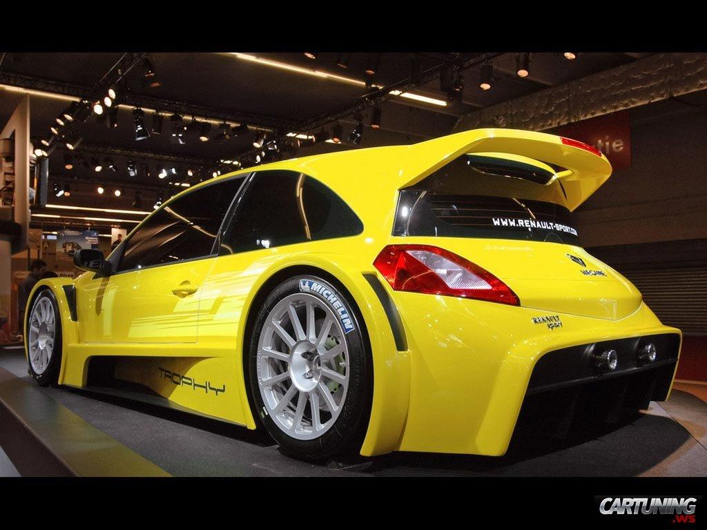 Renault Megane Race Car