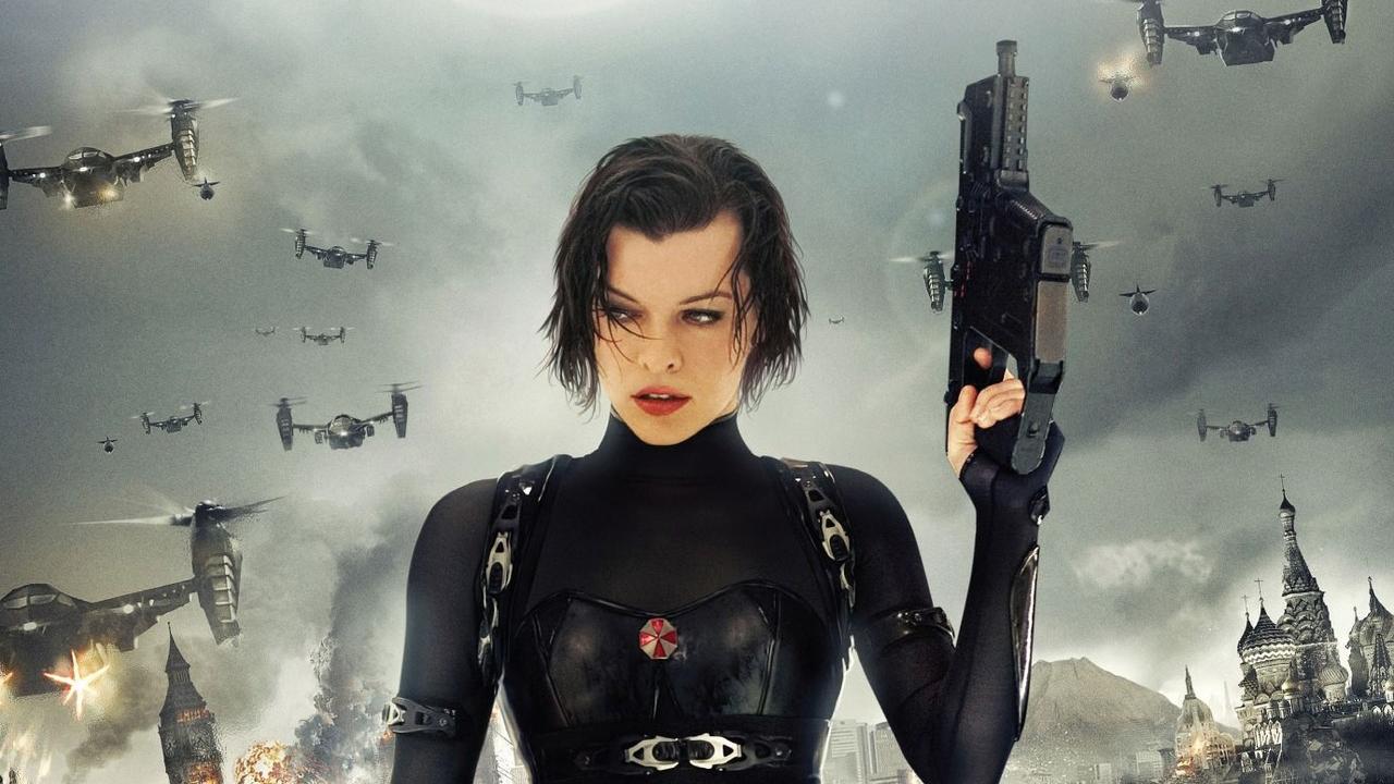 10. X. Resident Evil: ...