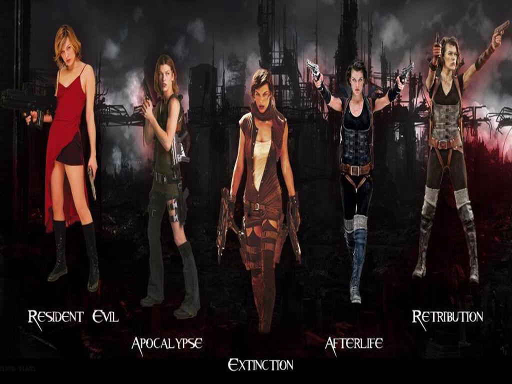 Resident Evil Movie Resident Evil