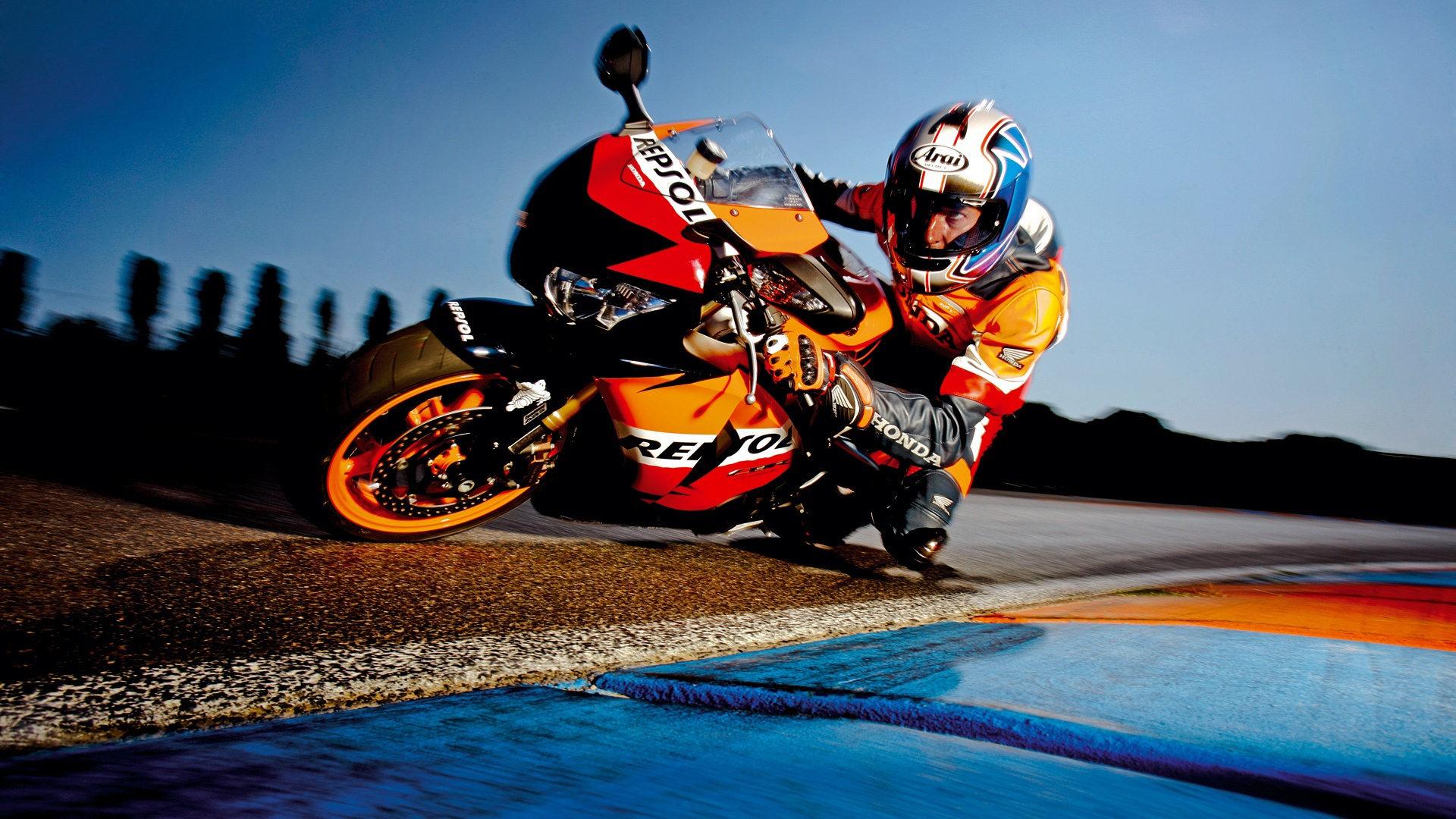 Repsol Honda Riders MotoGP Wallpaper Picture 8971