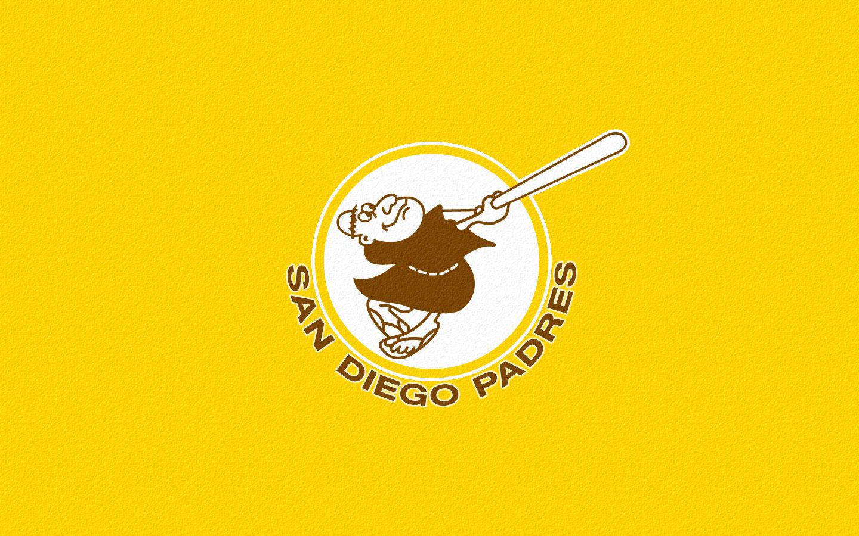 Retro Padres Wallpaper