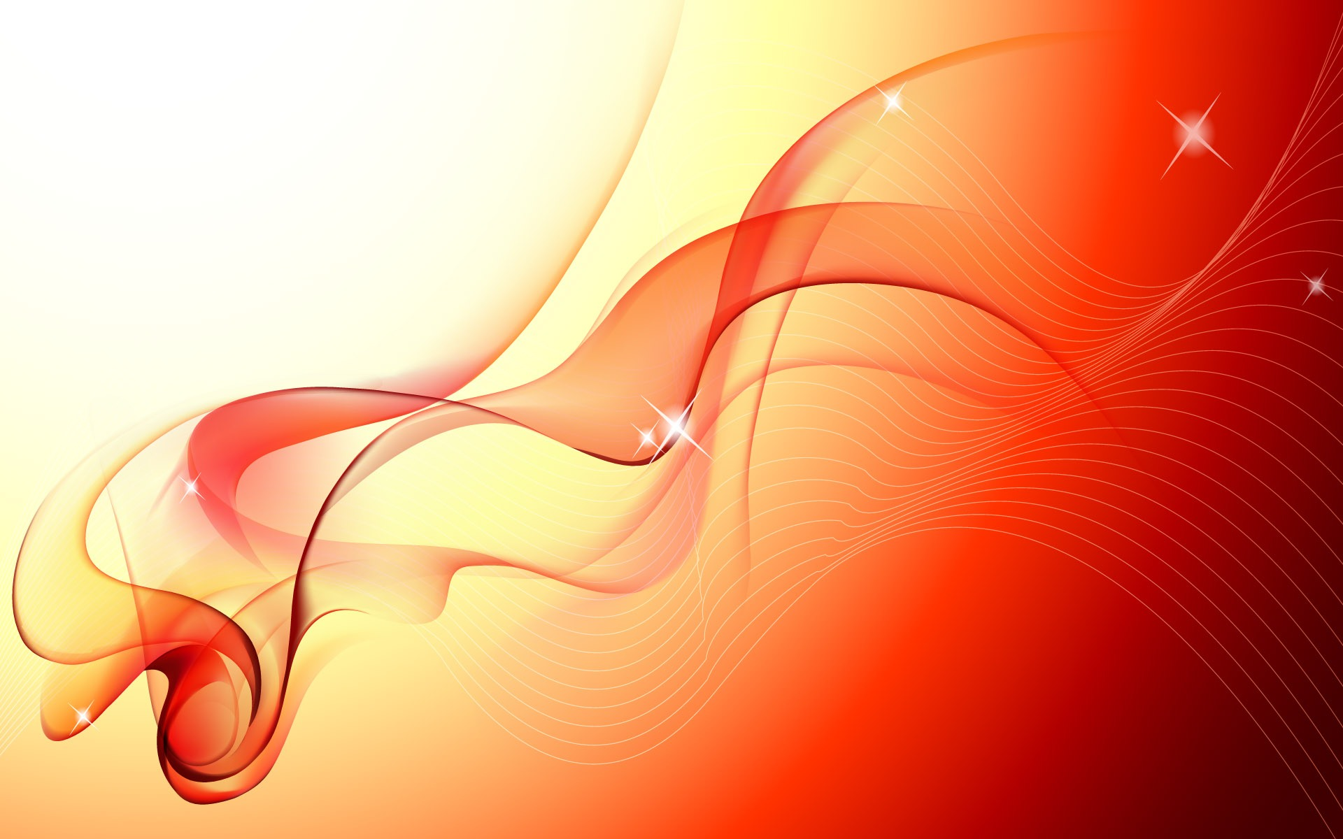 Ribbon Orange Background Web Original Desktop wallpaper