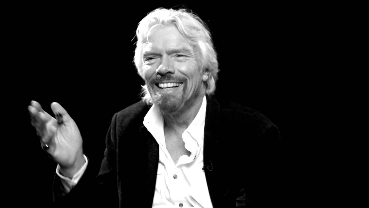 Richard Branson on, um, public speaking | On Leadership