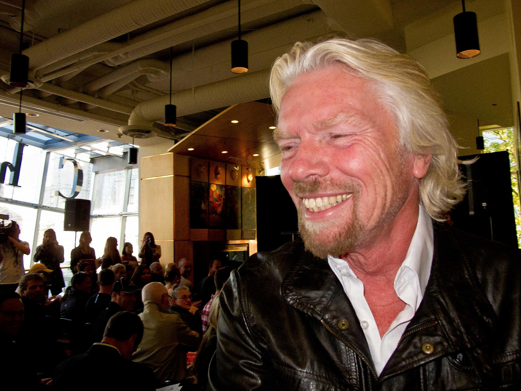 ... Sir Richard Branson in Vancouver | by Shinsuke JJ Ikegame