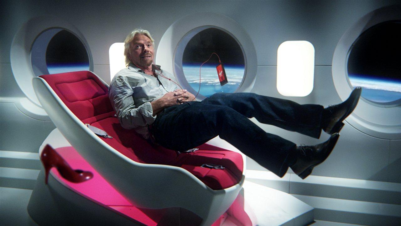 Virgin, The Story of Richard Branson
