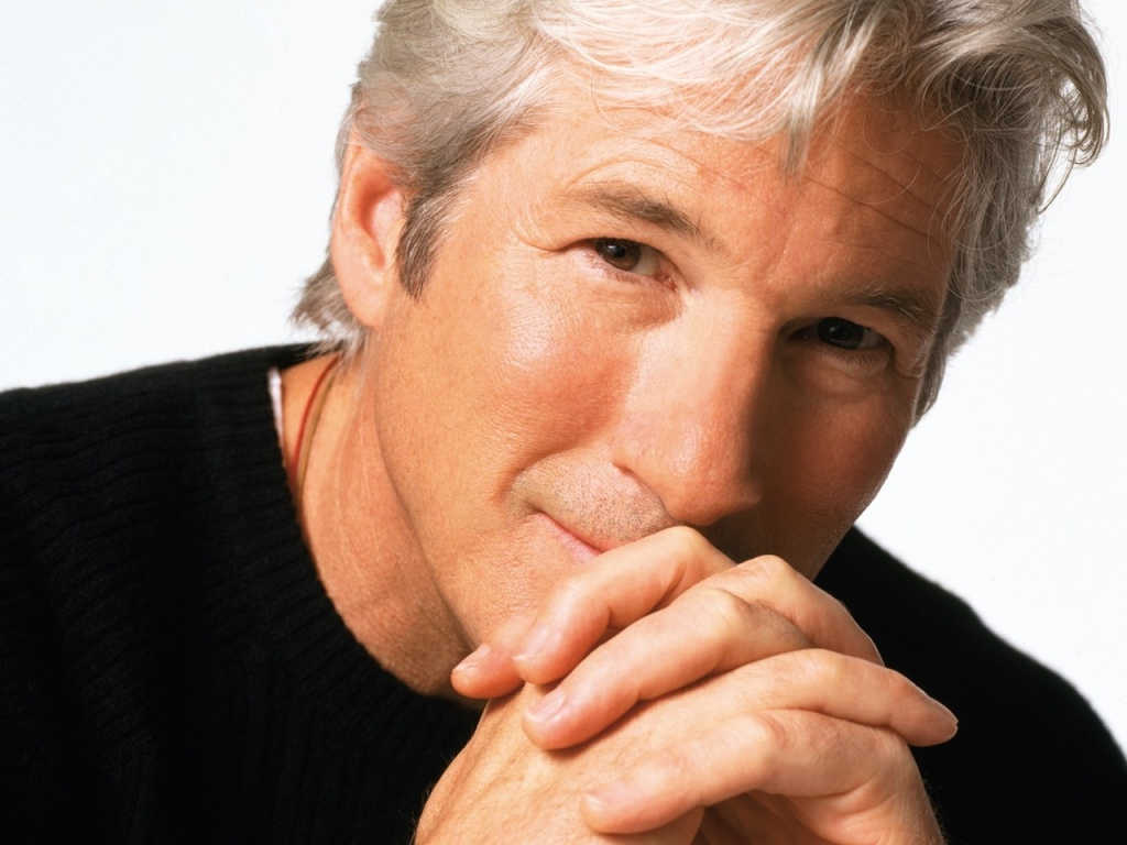 RICHARD GERE GIF HUNT (70) Please like/reblog if you use these gifs