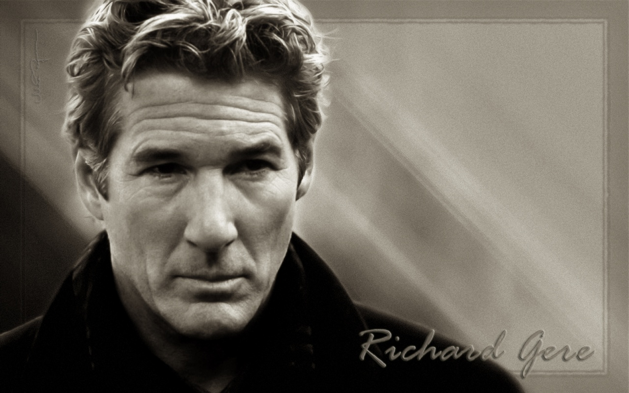 ... Richard Gere Wallpapers ...