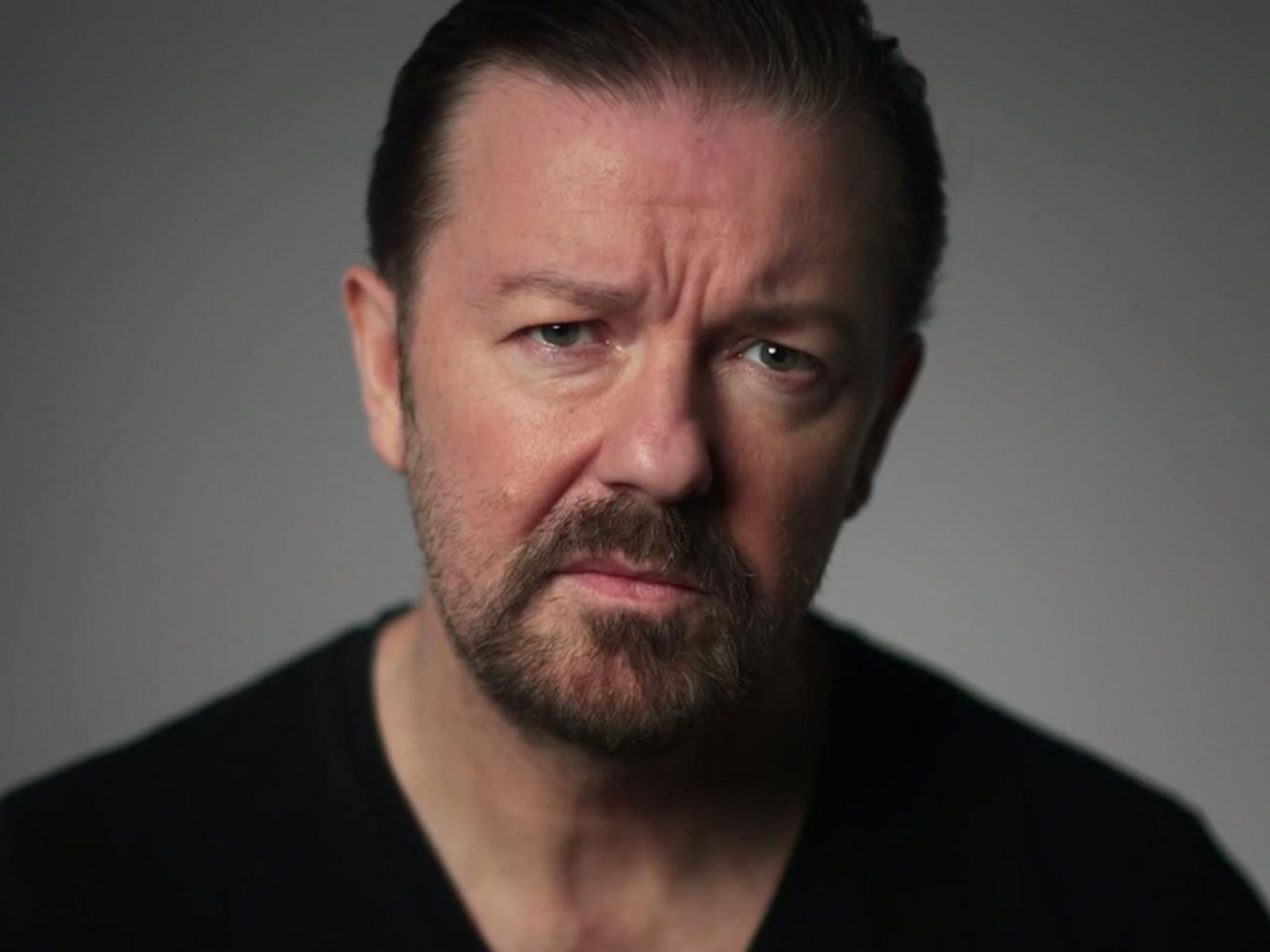 Ricky Gervais hits out at Chinese Yulin Dog Meat Festival with new animal rights campaign - People - News - The Independent