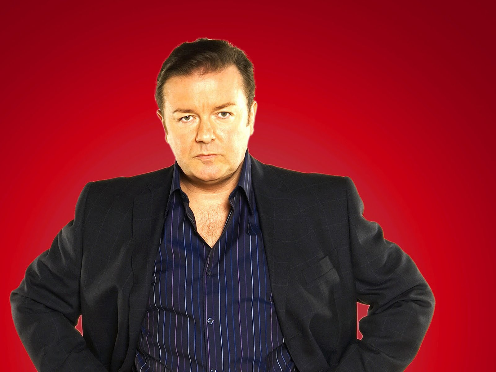Ricky Gervais Wallpaper