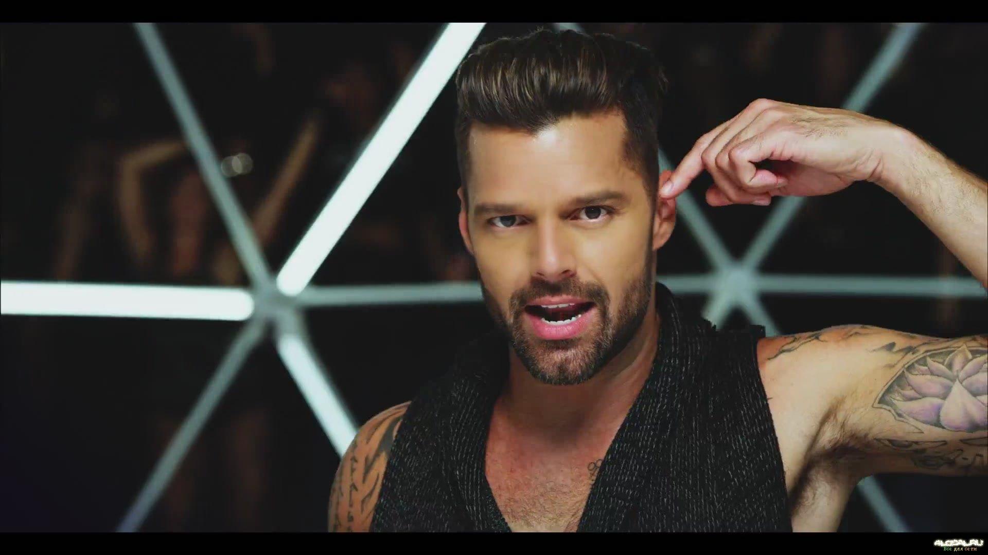Ricky Martin Adrenalina