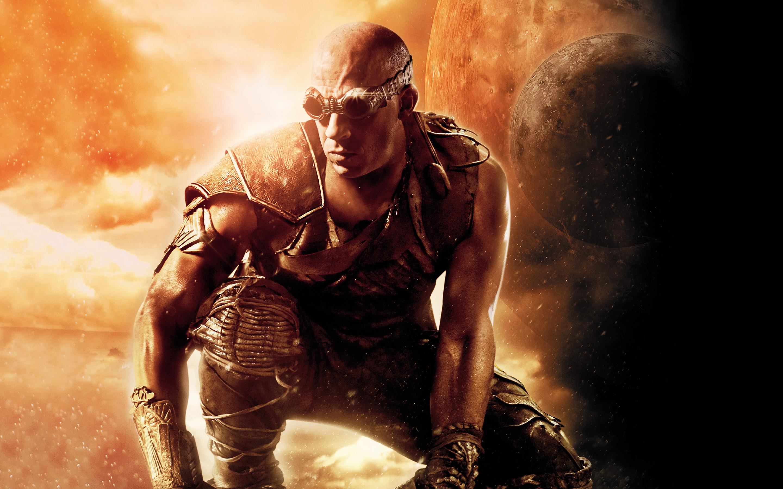 Riddick 3 vin diesel