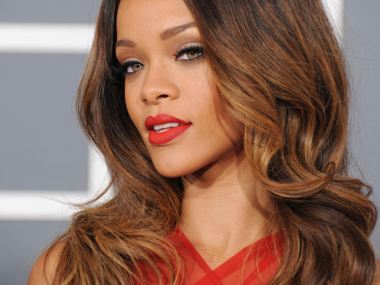 Rihanna's debut studio album, Music of the Sun (2005), peaked at number ten on the Billboard 200 chart and features the Billboard Hot 100 top three hit ...