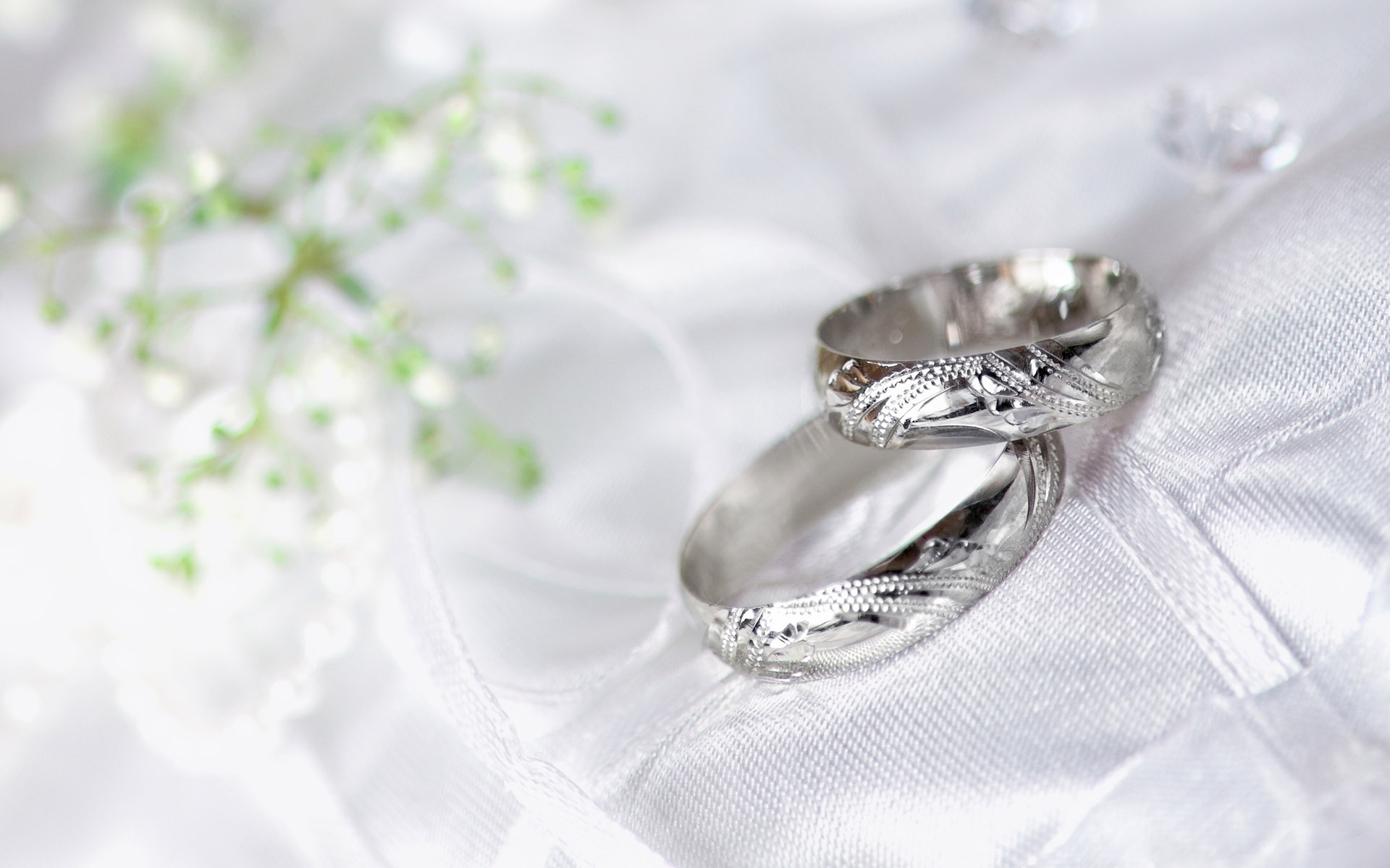 Image for Beautiful Wedding Ring Wallpaper HD 1