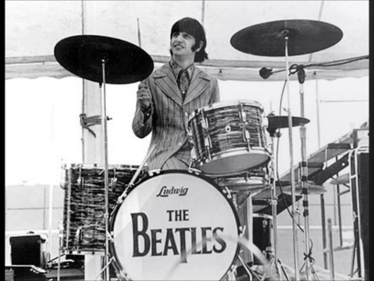 RINGO STARR / THE LITTLE DRUMMER BOY