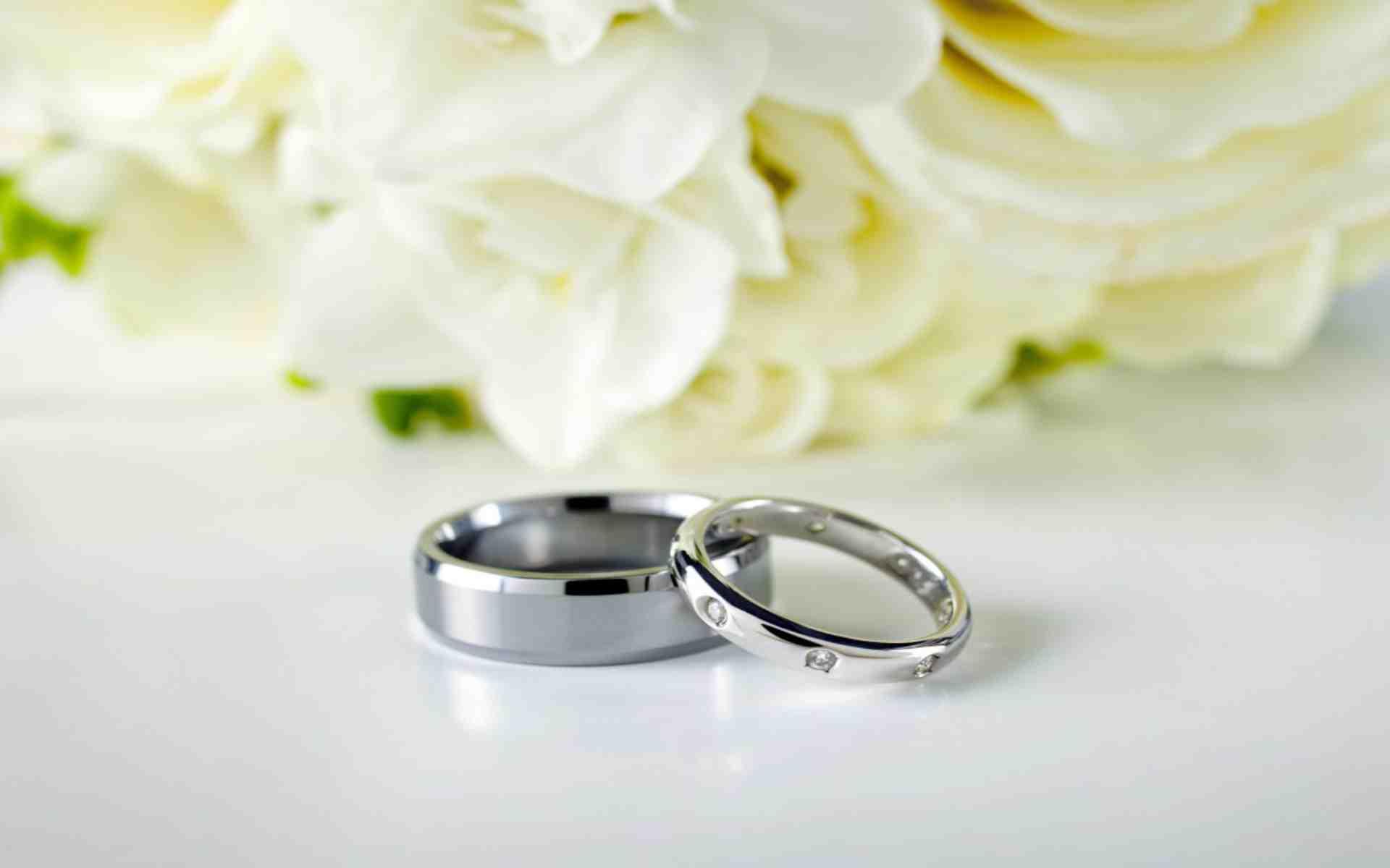 Wedding Rings And Flowers Wallpaper Simple Design 3 On Rings Wedding Ideas