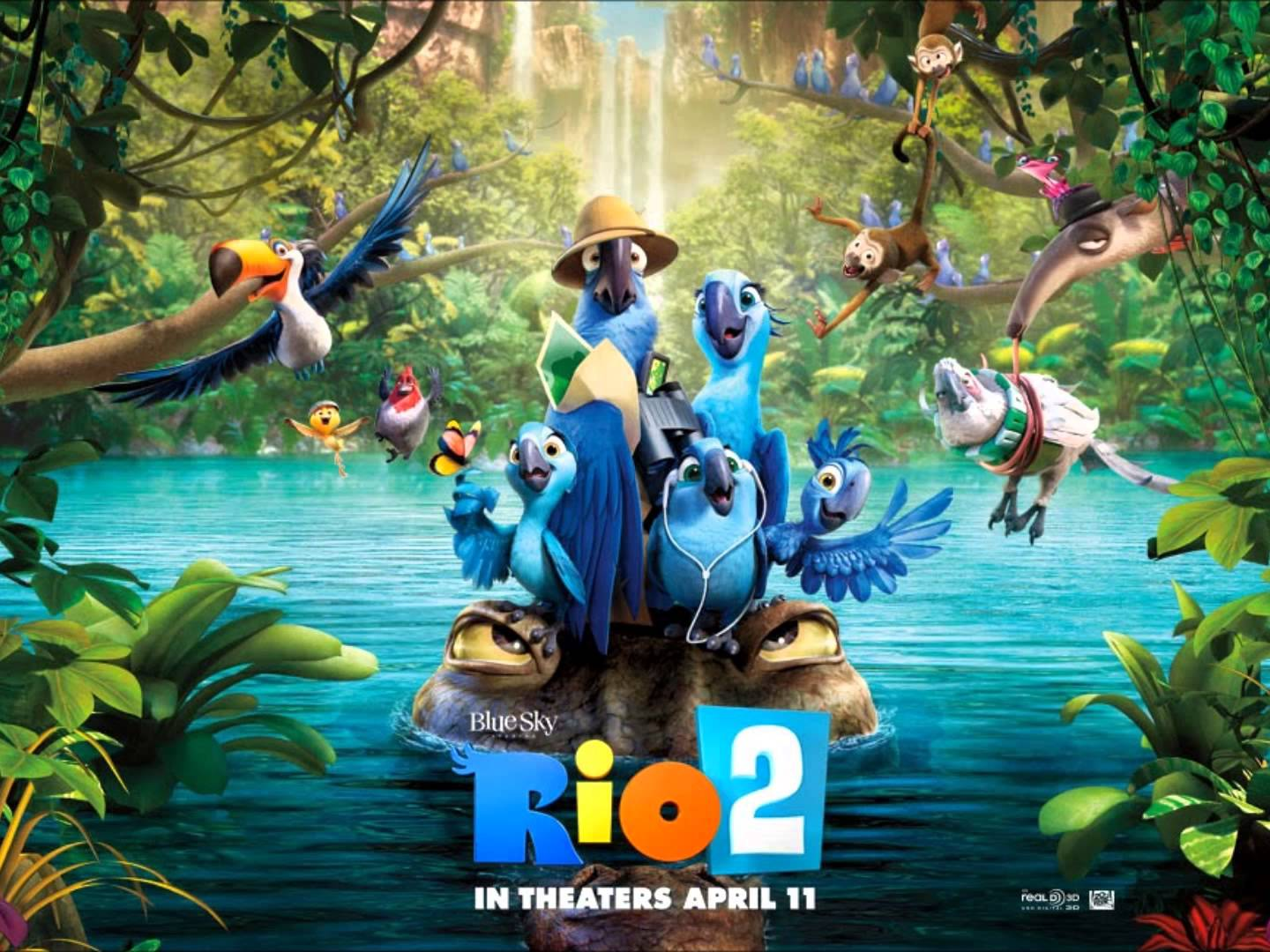 Rio 2 - Soundtrack Official Full