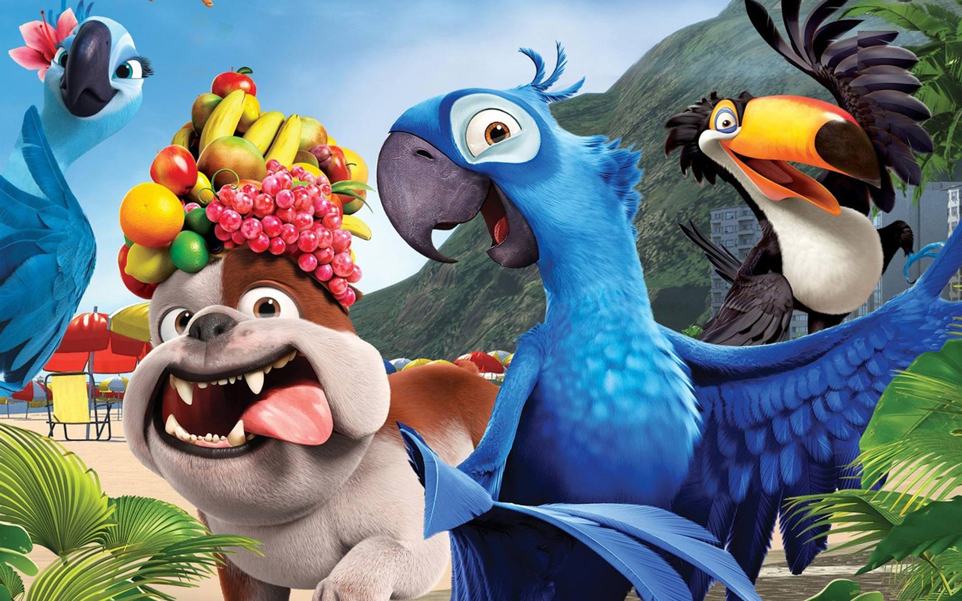 new Rio 2 movie HD Wallpapers 20+ Amazing New RIO 2 Wallpapers HD & Rio