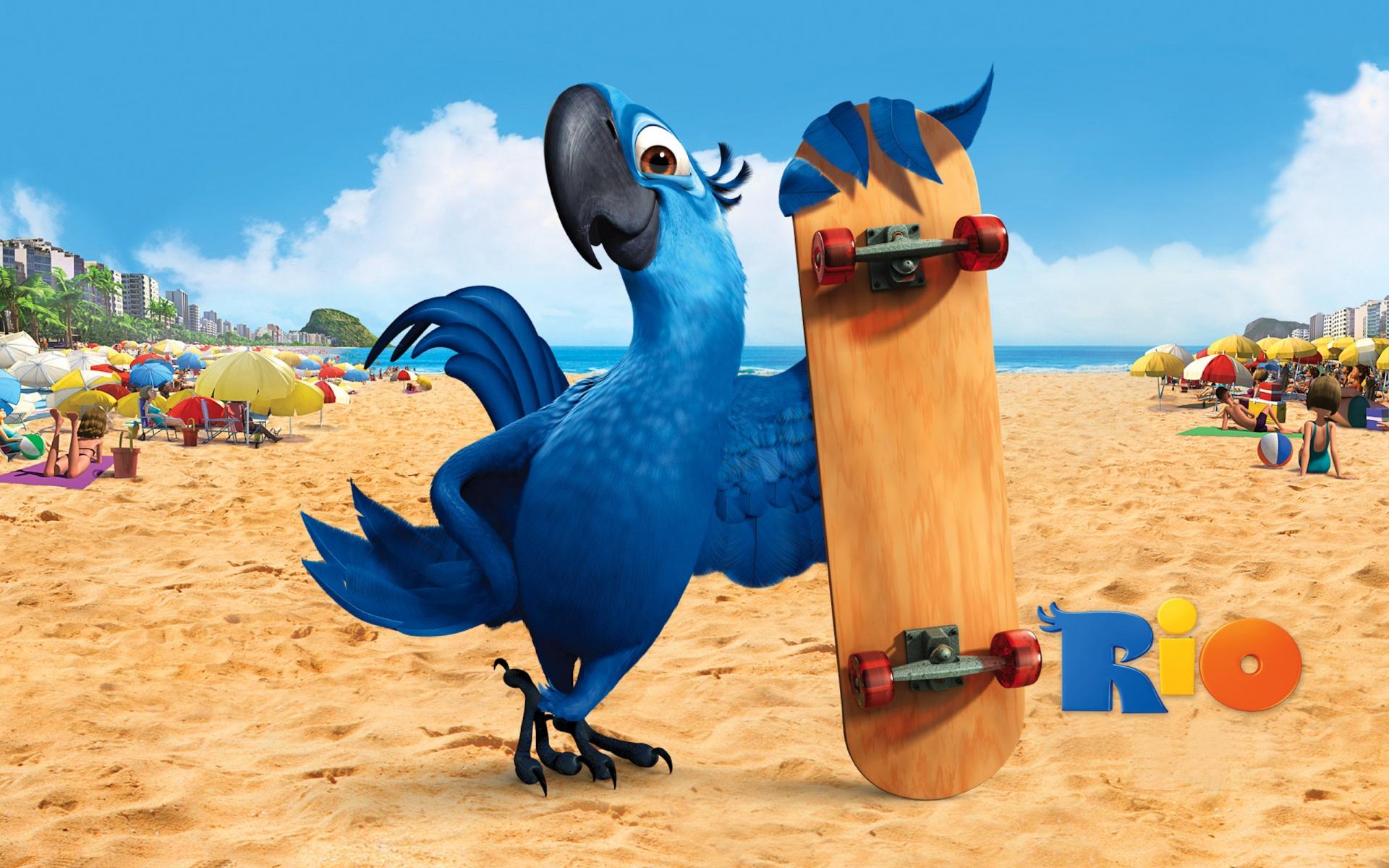 Wallpapers Rio Parrots Cartoons Rio Parrots Cartoons. Wallpapers Rio Cartoons