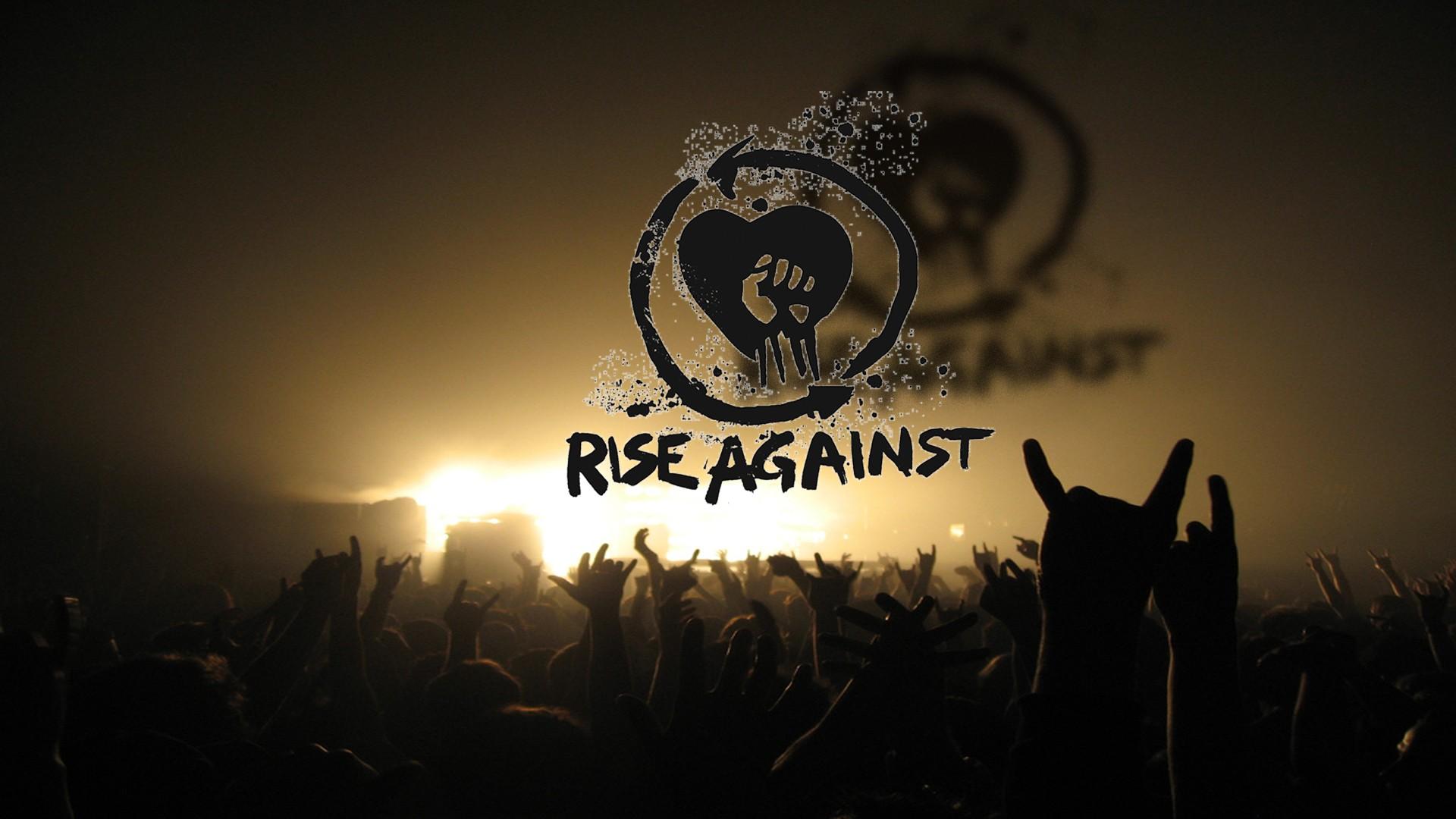 1920x1080 Music Rise Against