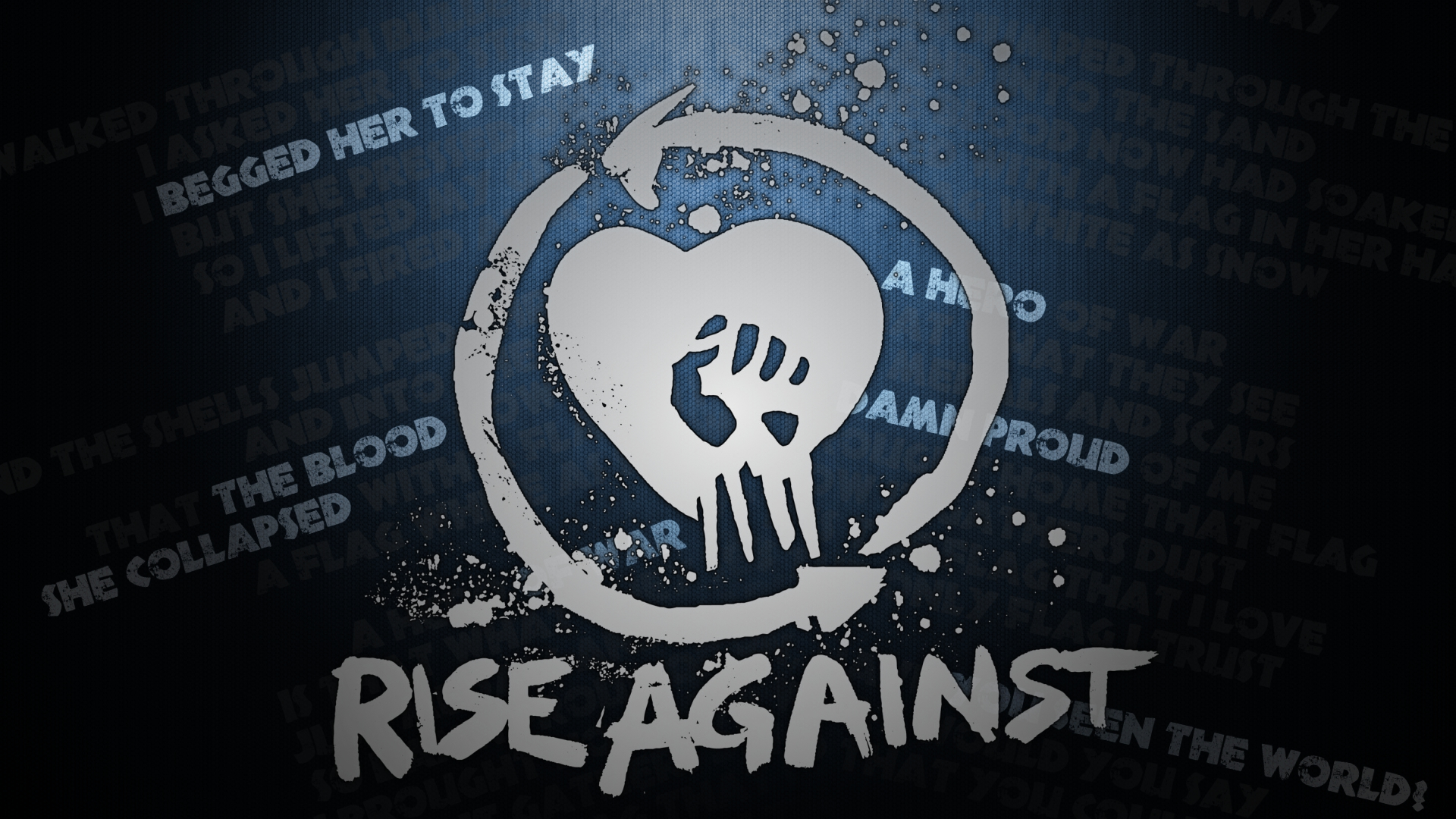 ... Rise Against Wallpaper ...