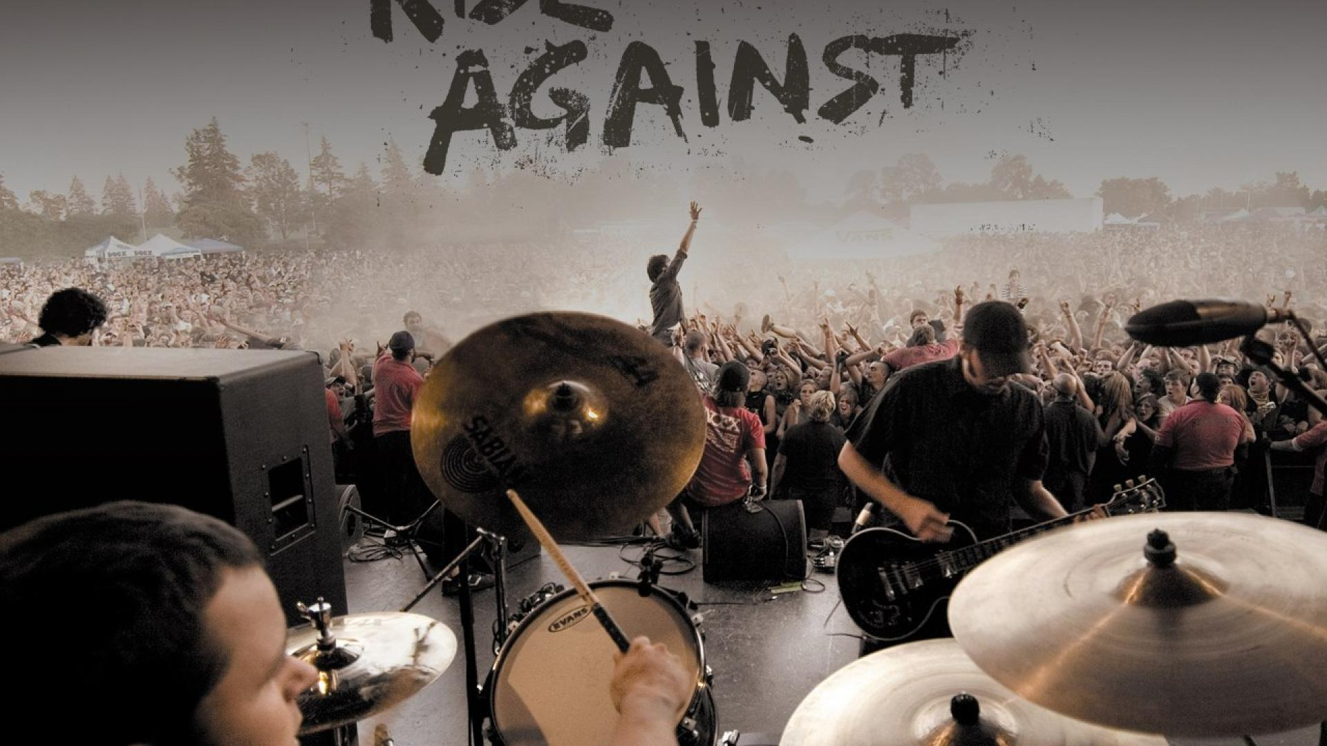 Rise Against Wallpaper 1920x1080