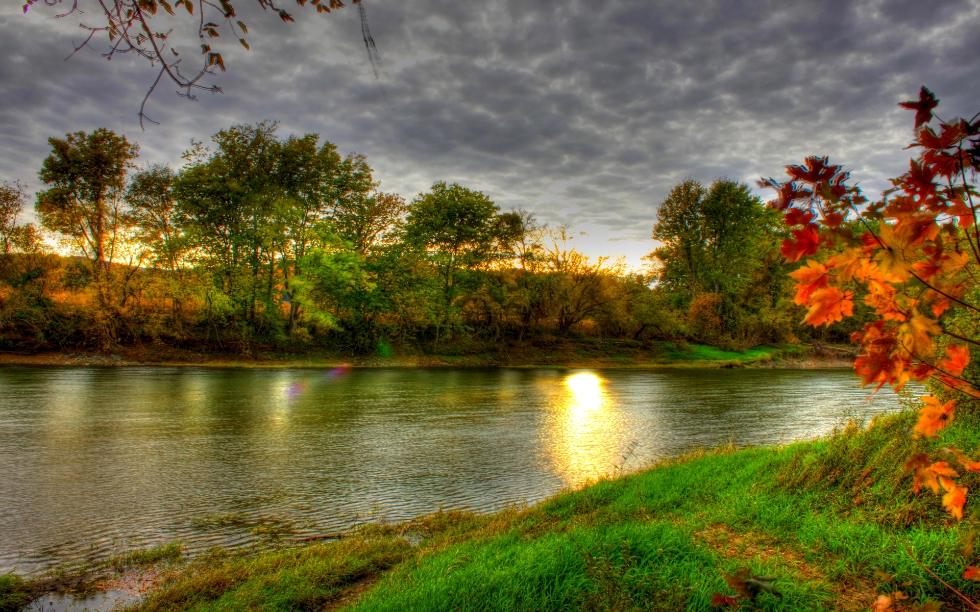 ... River Wallpaper HD ...